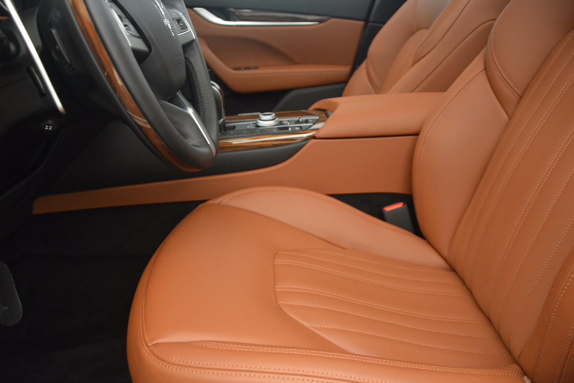 New 2017 Maserati Levante S Q4 For Sale In Westport, CT 967_p14
