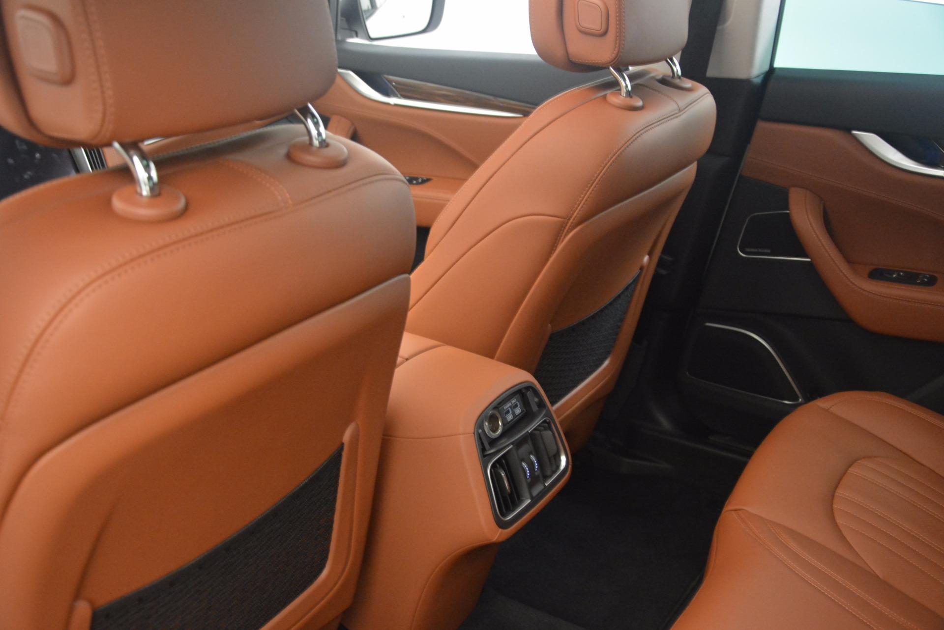 New 2017 Maserati Levante S Q4 For Sale In Westport, CT 967_p16