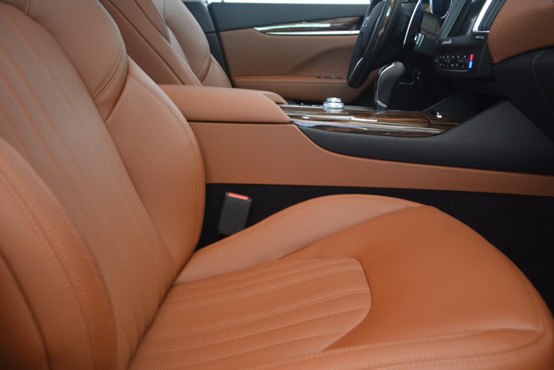 New 2017 Maserati Levante S Q4 For Sale In Westport, CT 967_p21