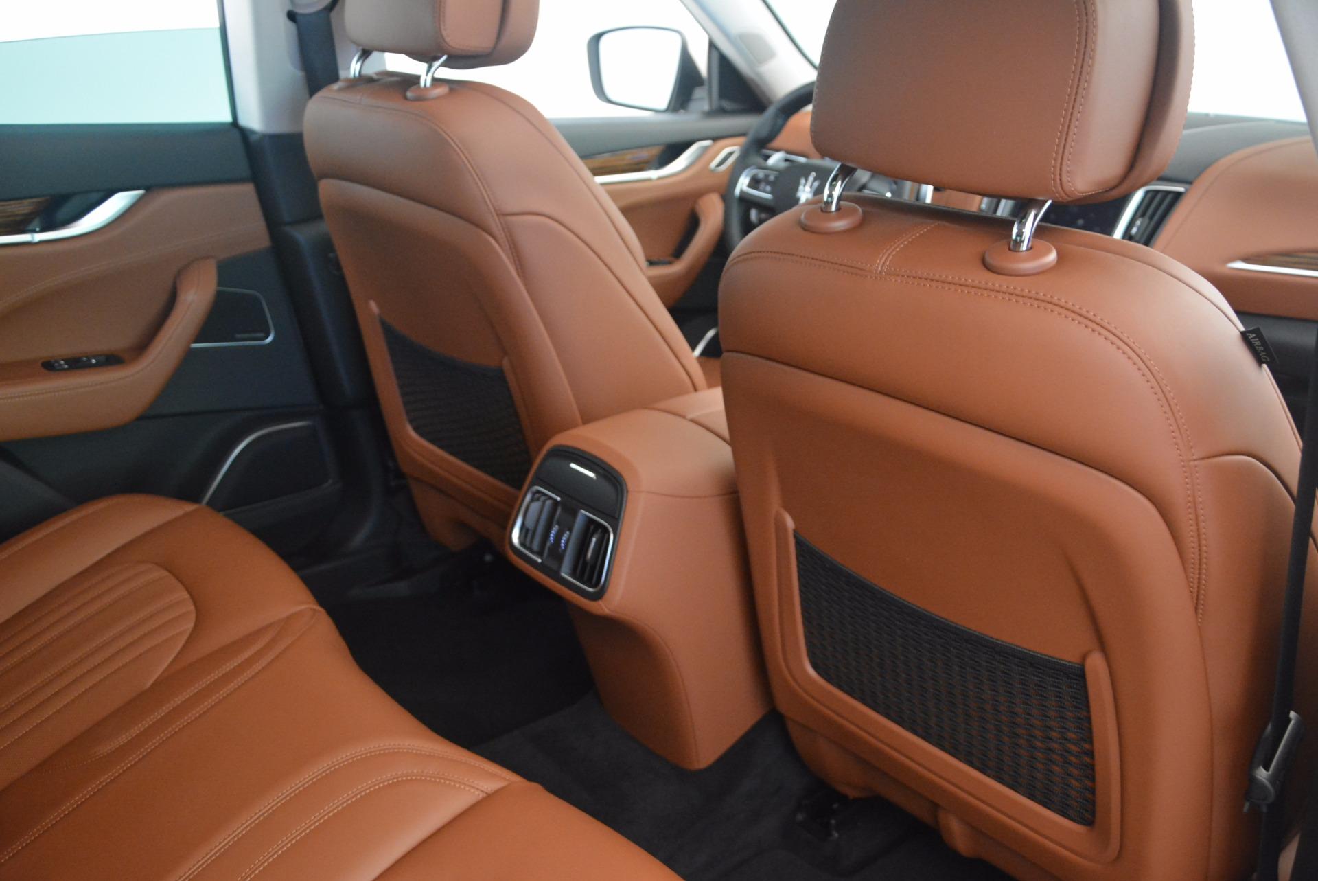 New 2017 Maserati Levante S Q4 For Sale In Westport, CT 967_p23