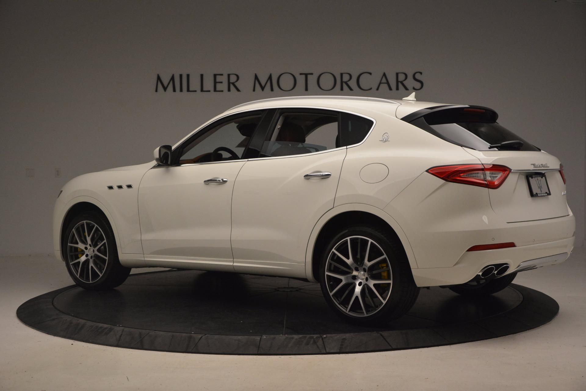 New 2017 Maserati Levante S Q4 For Sale In Westport, CT 967_p4