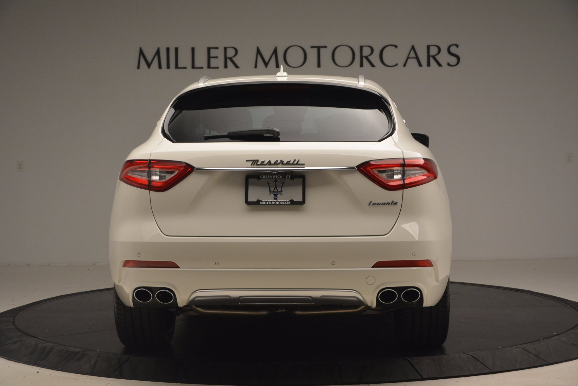 New 2017 Maserati Levante S Q4 For Sale In Westport, CT 967_p6