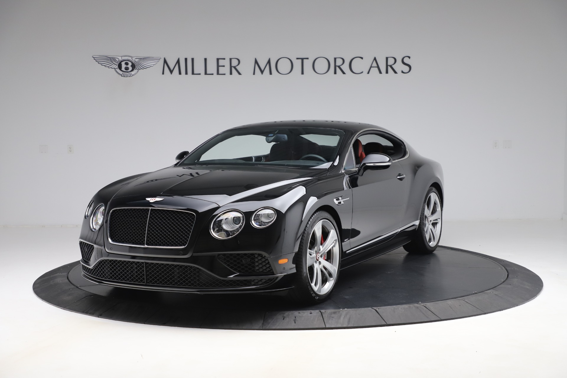 New 2017 Bentley Continental GT V8 S For Sale In Westport, CT 968_main