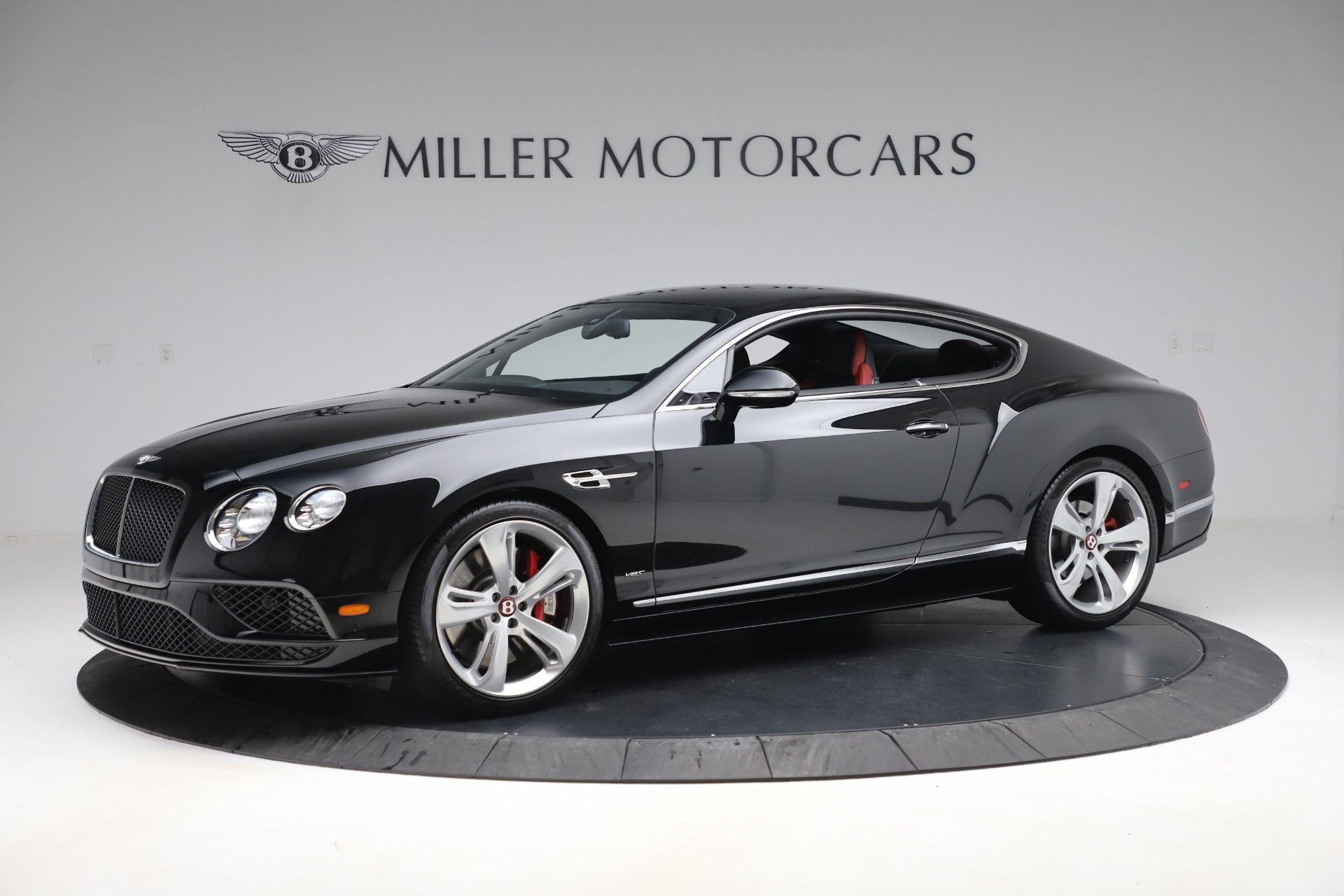 New 2017 Bentley Continental GT V8 S For Sale In Westport, CT 968_p3