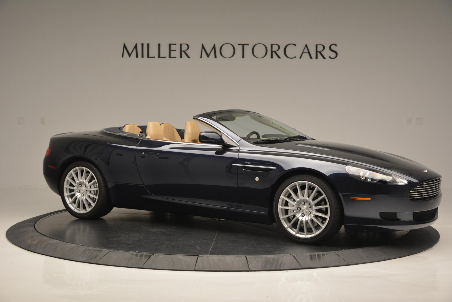 Used 2007 Aston Martin DB9 Volante For Sale In Westport, CT 97_p10
