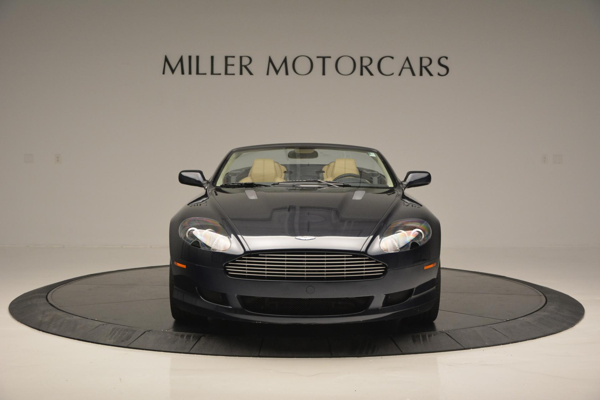 Used 2007 Aston Martin DB9 Volante For Sale In Westport, CT 97_p12