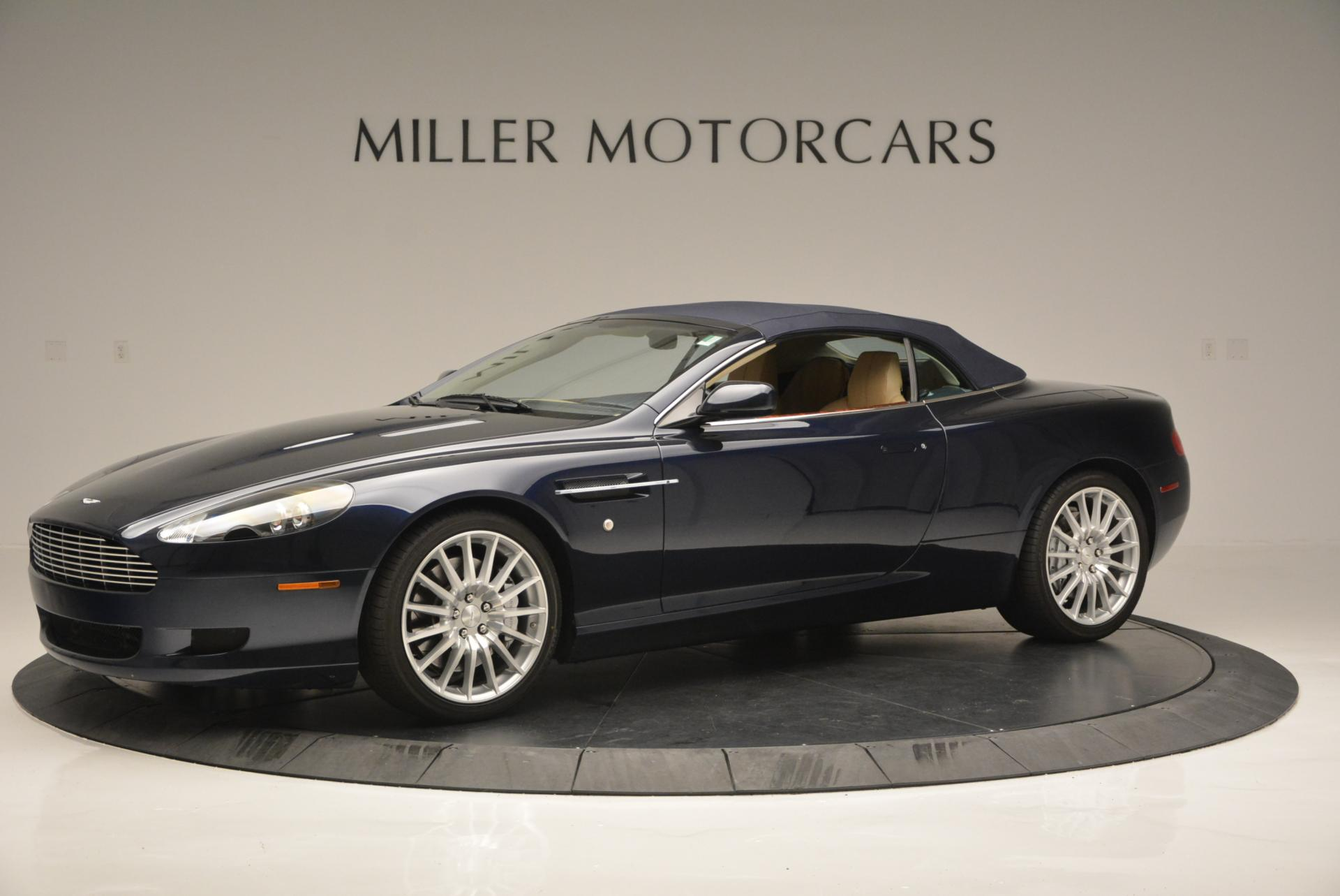 Used 2007 Aston Martin DB9 Volante For Sale In Westport, CT 97_p14