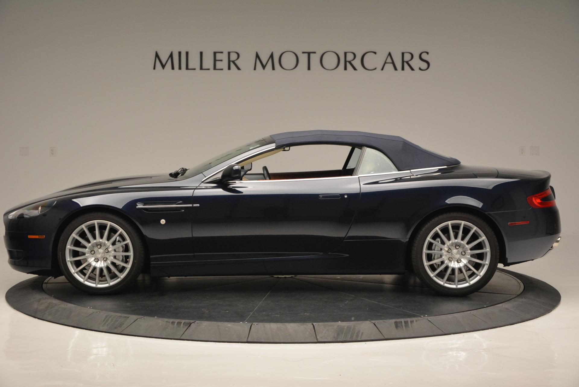 Used 2007 Aston Martin DB9 Volante For Sale In Westport, CT 97_p15