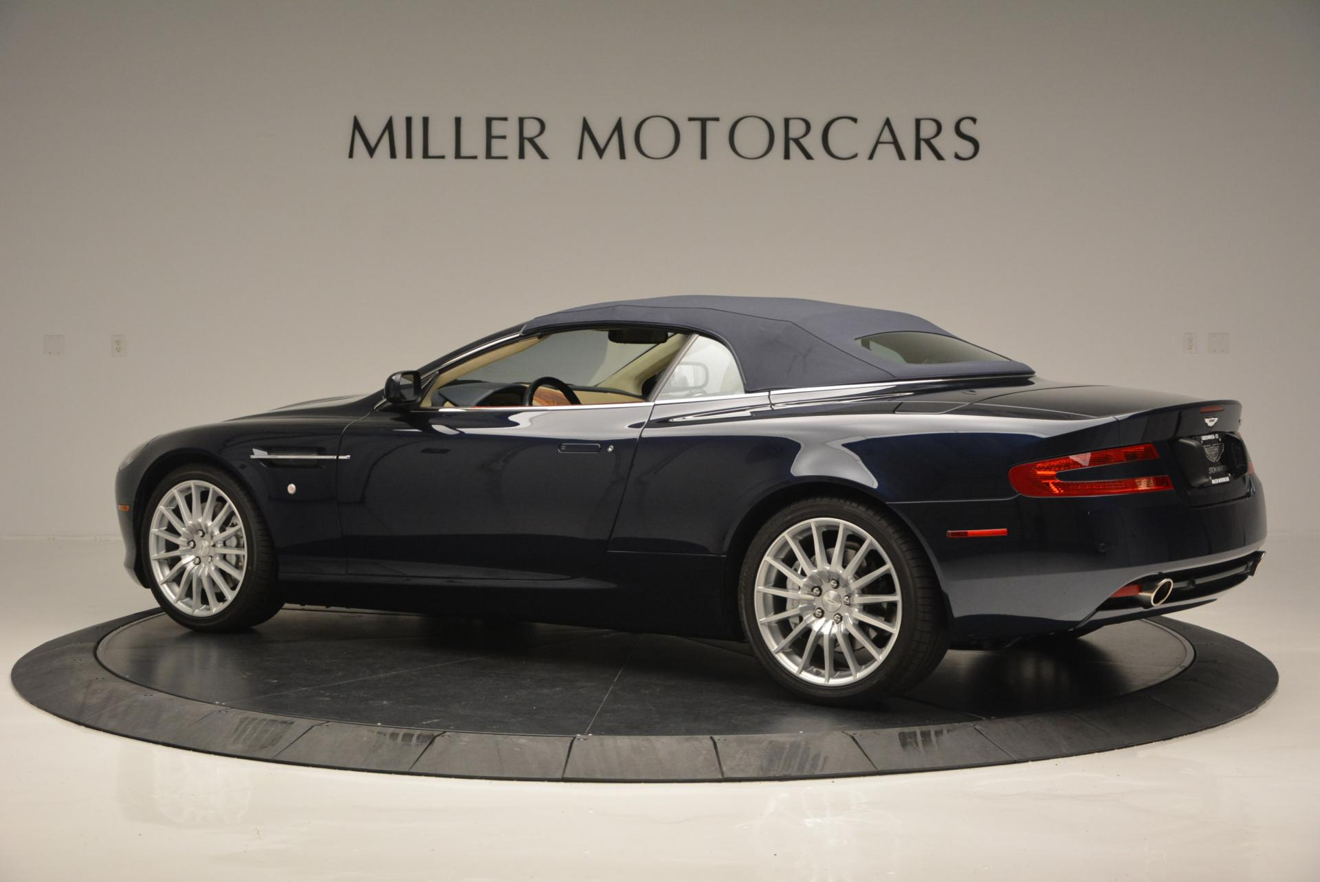 Used 2007 Aston Martin DB9 Volante For Sale In Westport, CT 97_p16