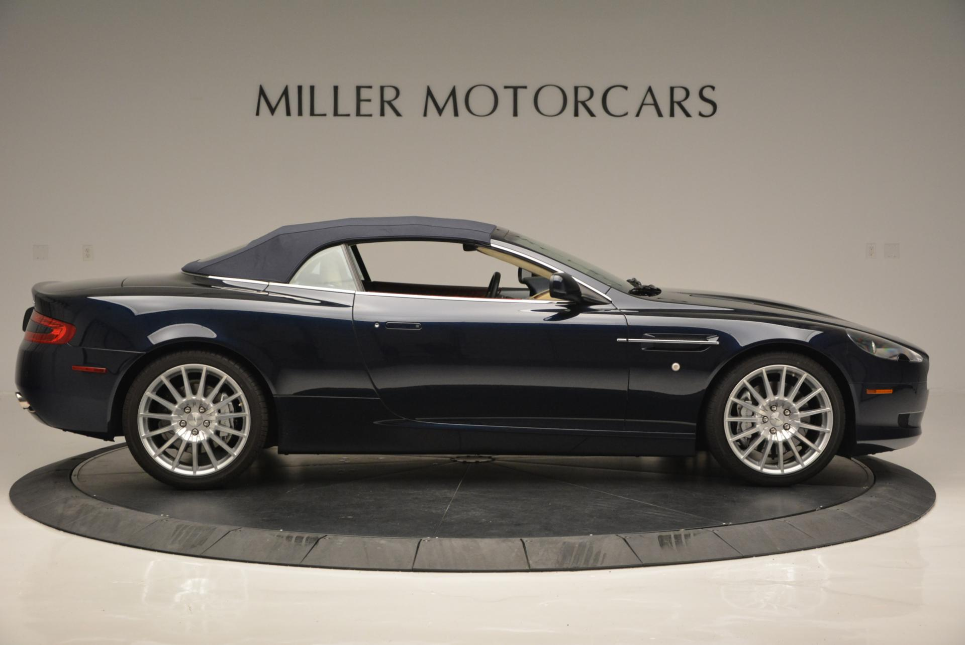 Used 2007 Aston Martin DB9 Volante For Sale In Westport, CT 97_p21