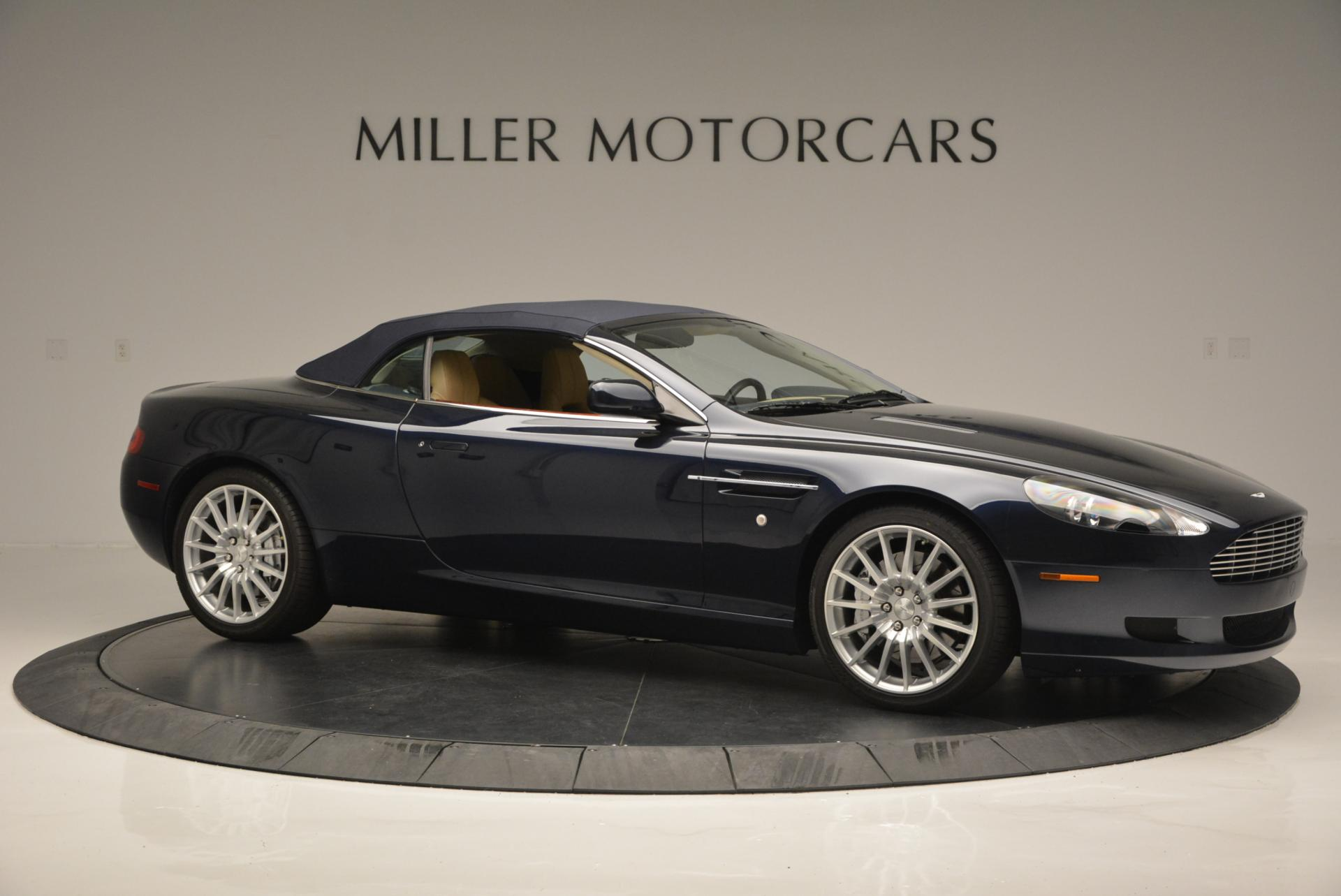 Used 2007 Aston Martin DB9 Volante For Sale In Westport, CT 97_p22