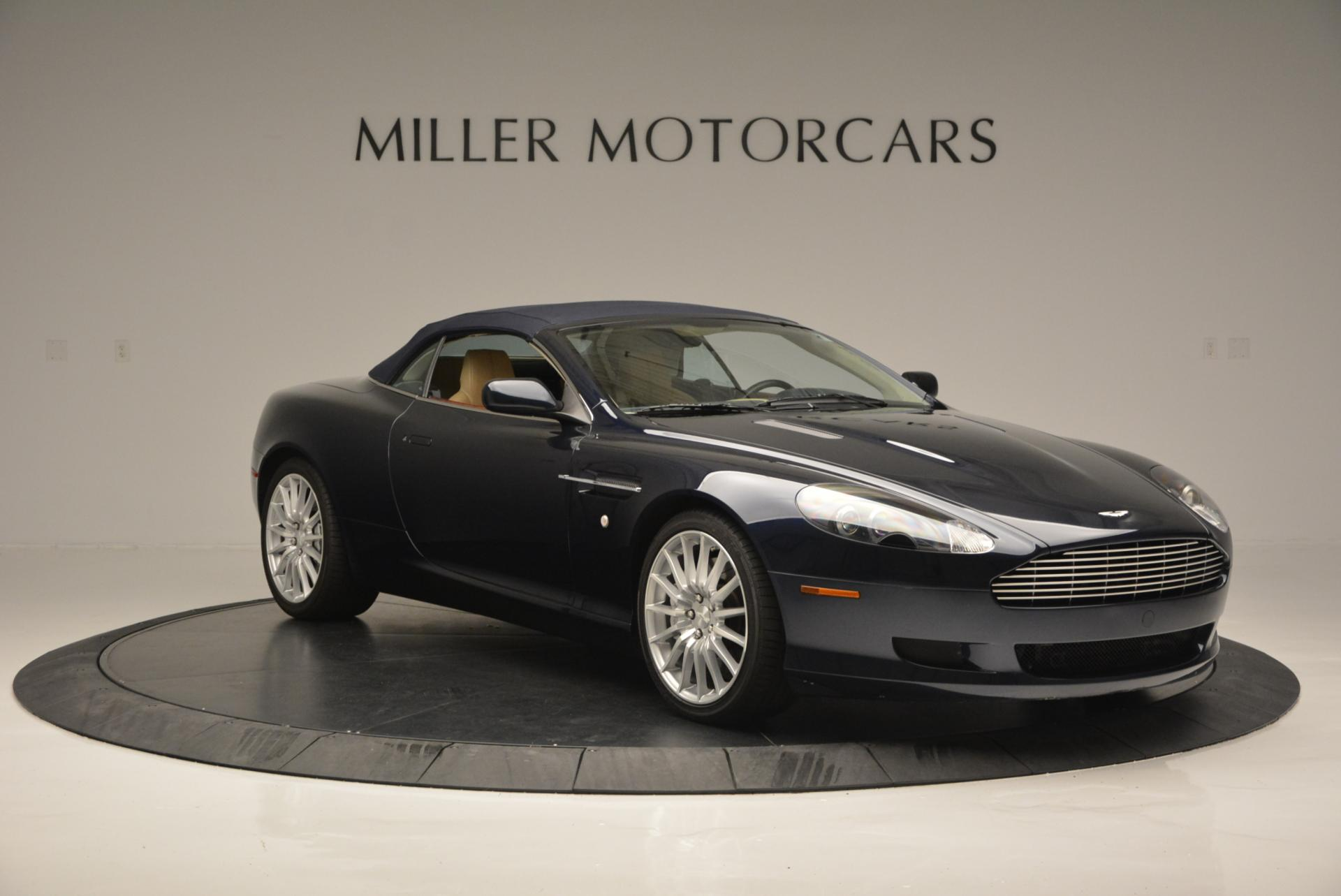 Used 2007 Aston Martin DB9 Volante For Sale In Westport, CT 97_p23