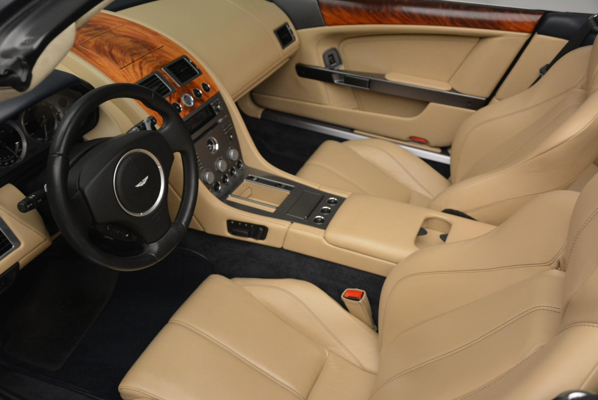 Used 2007 Aston Martin DB9 Volante For Sale In Westport, CT 97_p25