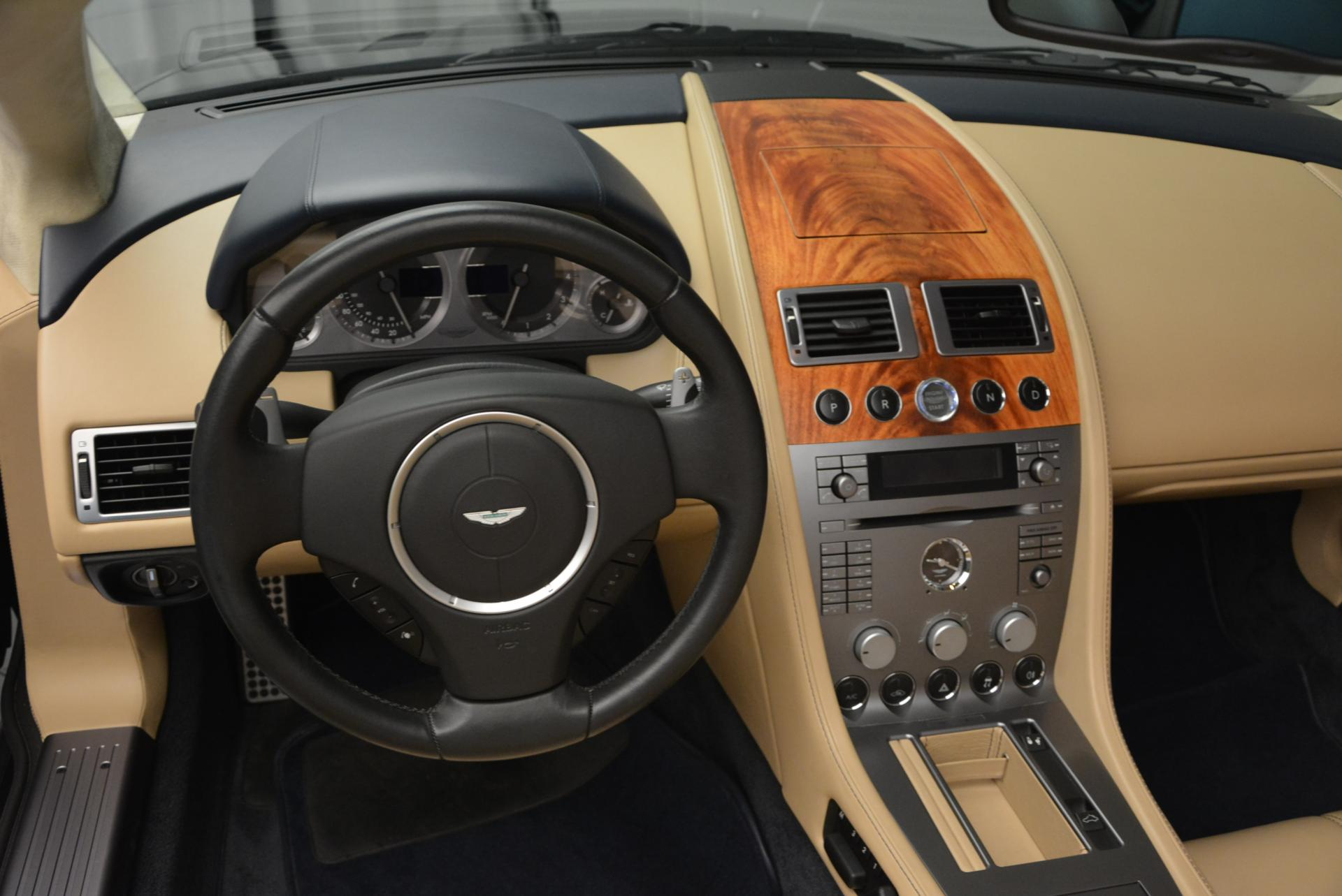 Used 2007 Aston Martin DB9 Volante For Sale In Westport, CT 97_p26