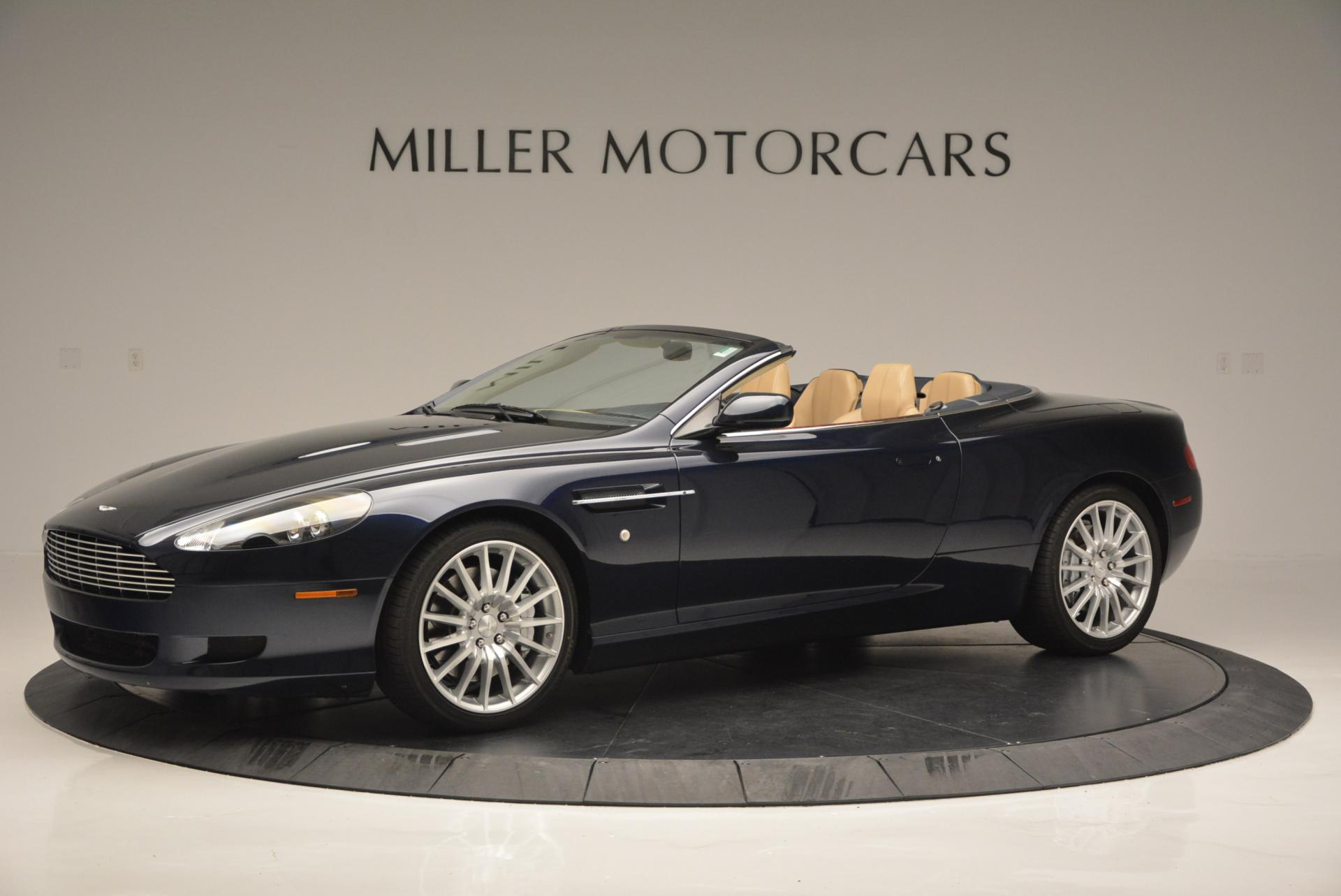 Used 2007 Aston Martin DB9 Volante For Sale In Westport, CT 97_p2