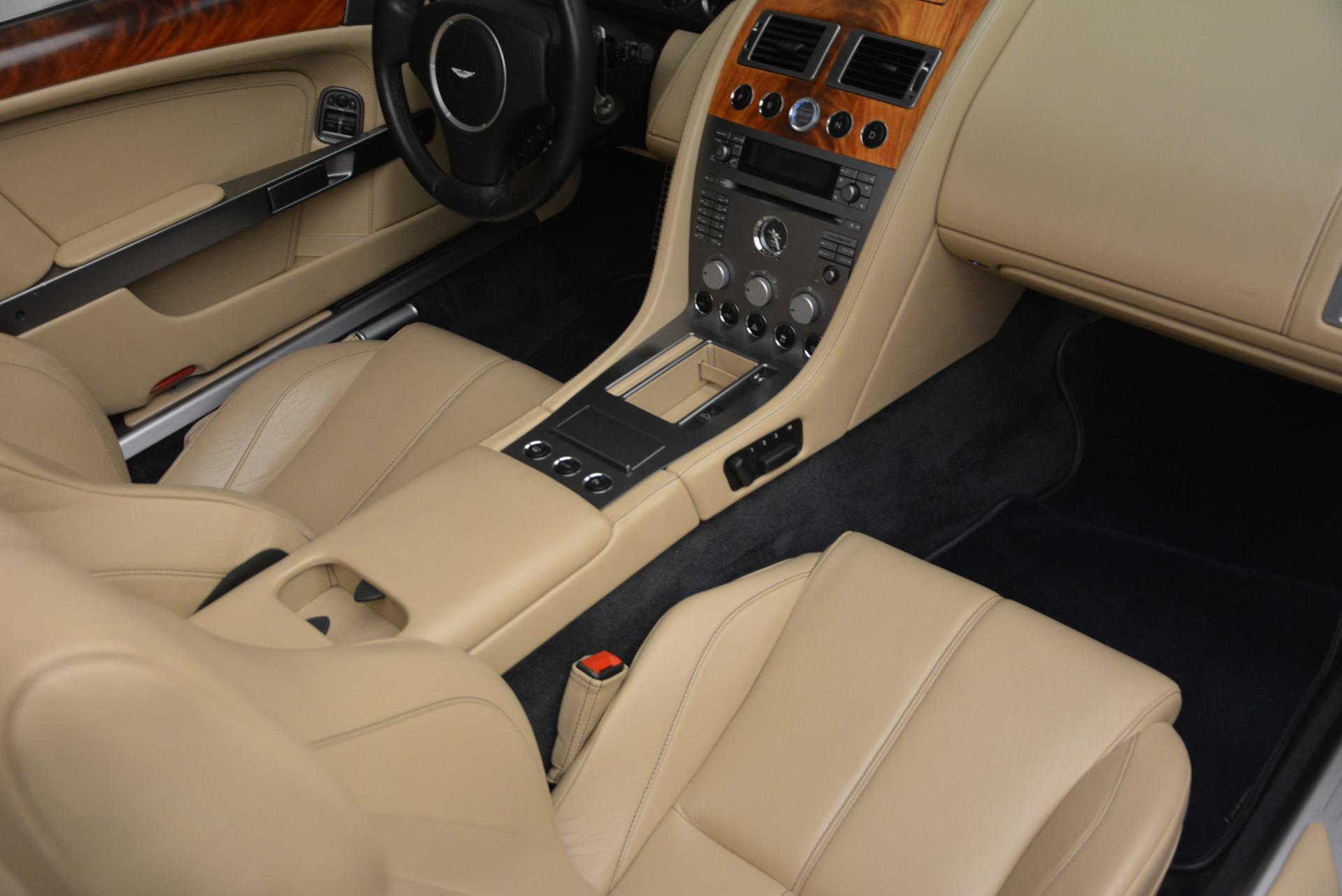 Used 2007 Aston Martin DB9 Volante For Sale In Westport, CT 97_p34