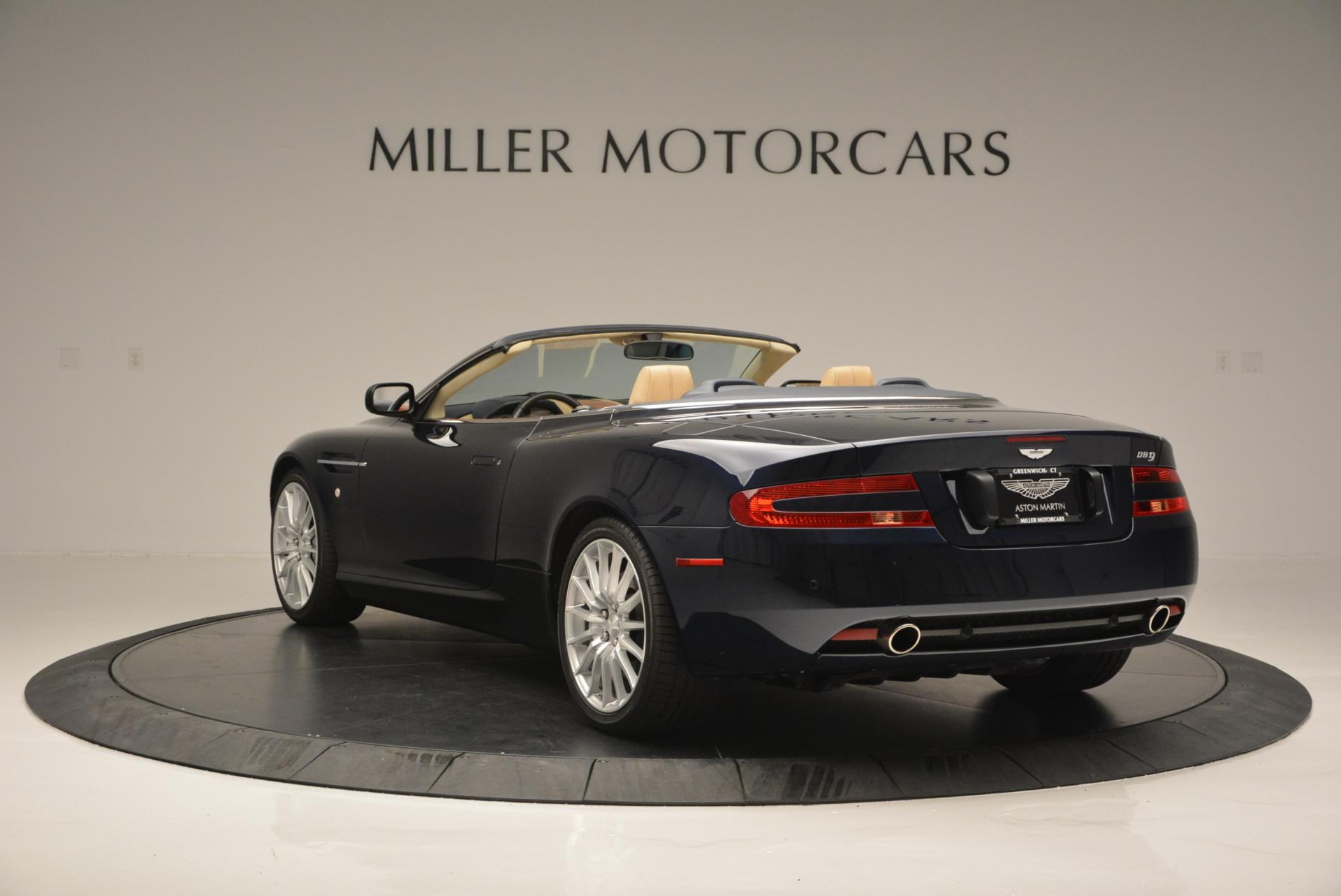 Used 2007 Aston Martin DB9 Volante For Sale In Westport, CT 97_p5