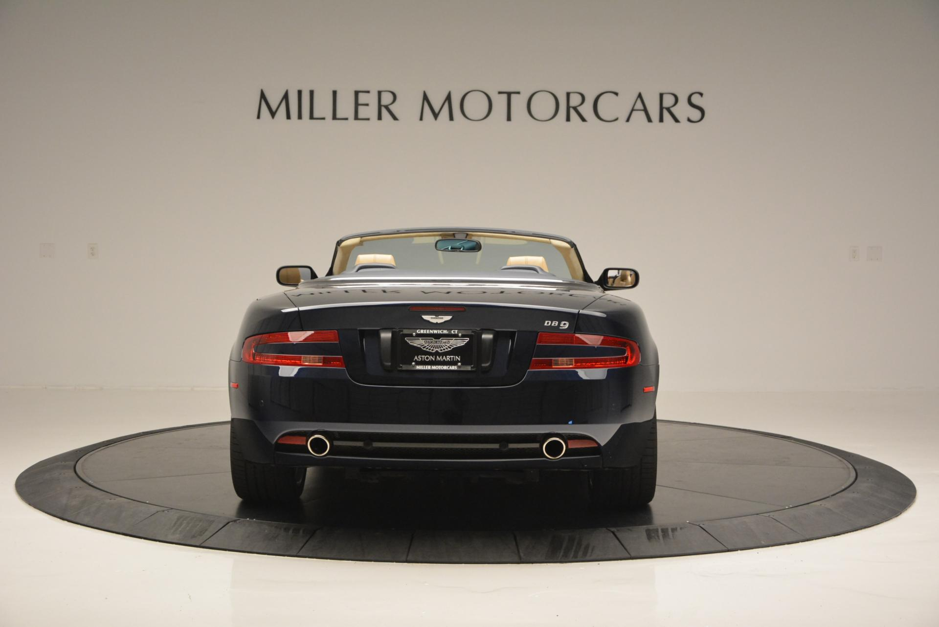 Used 2007 Aston Martin DB9 Volante For Sale In Westport, CT 97_p6