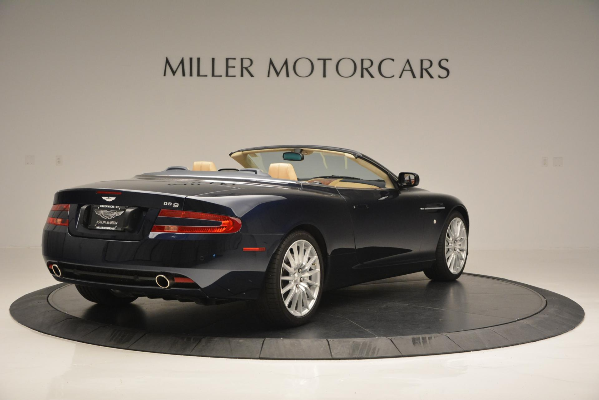 Used 2007 Aston Martin DB9 Volante For Sale In Westport, CT 97_p7