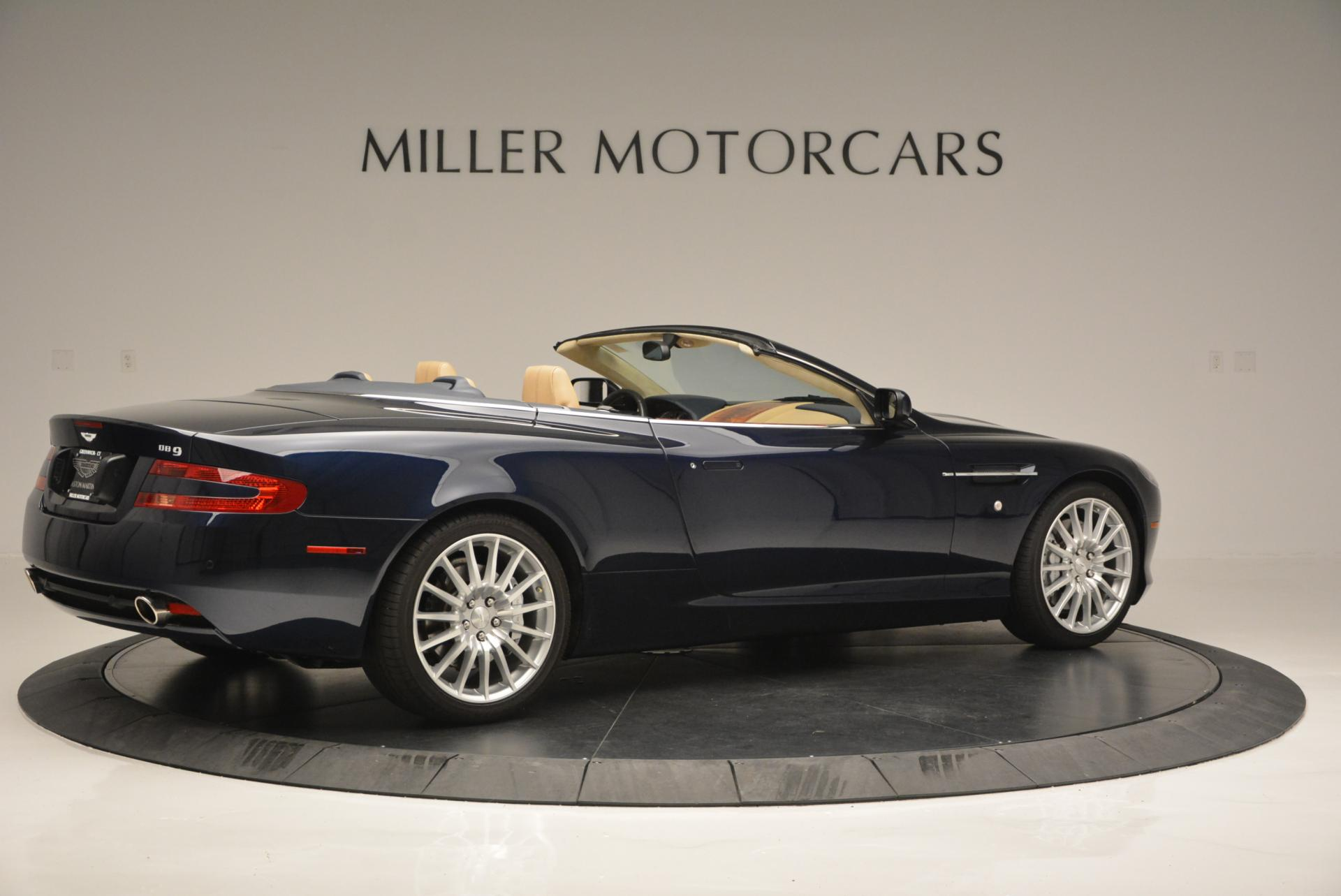 Used 2007 Aston Martin DB9 Volante For Sale In Westport, CT 97_p8