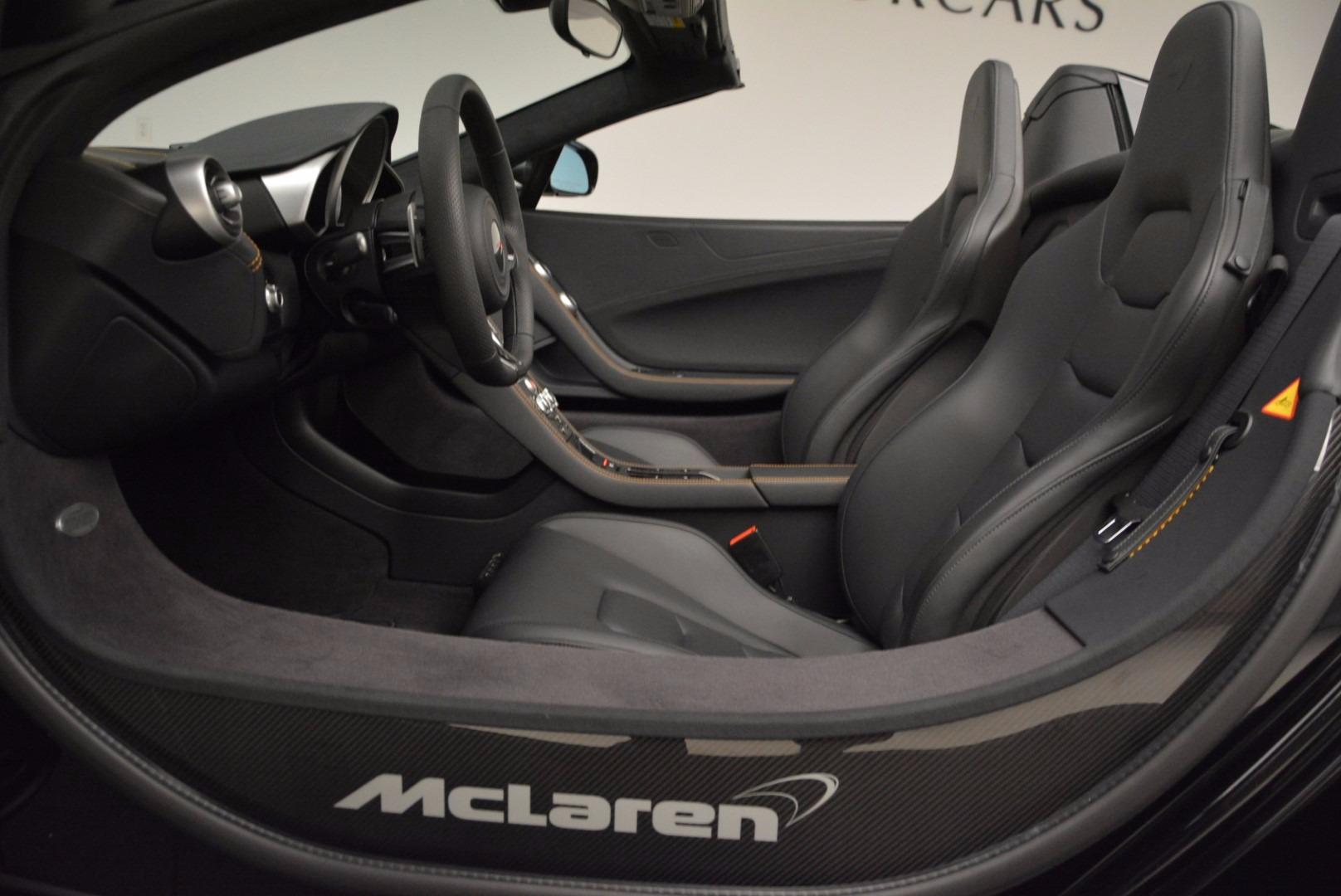 Used 2013 McLaren 12C Spider  For Sale In Westport, CT 973_p25