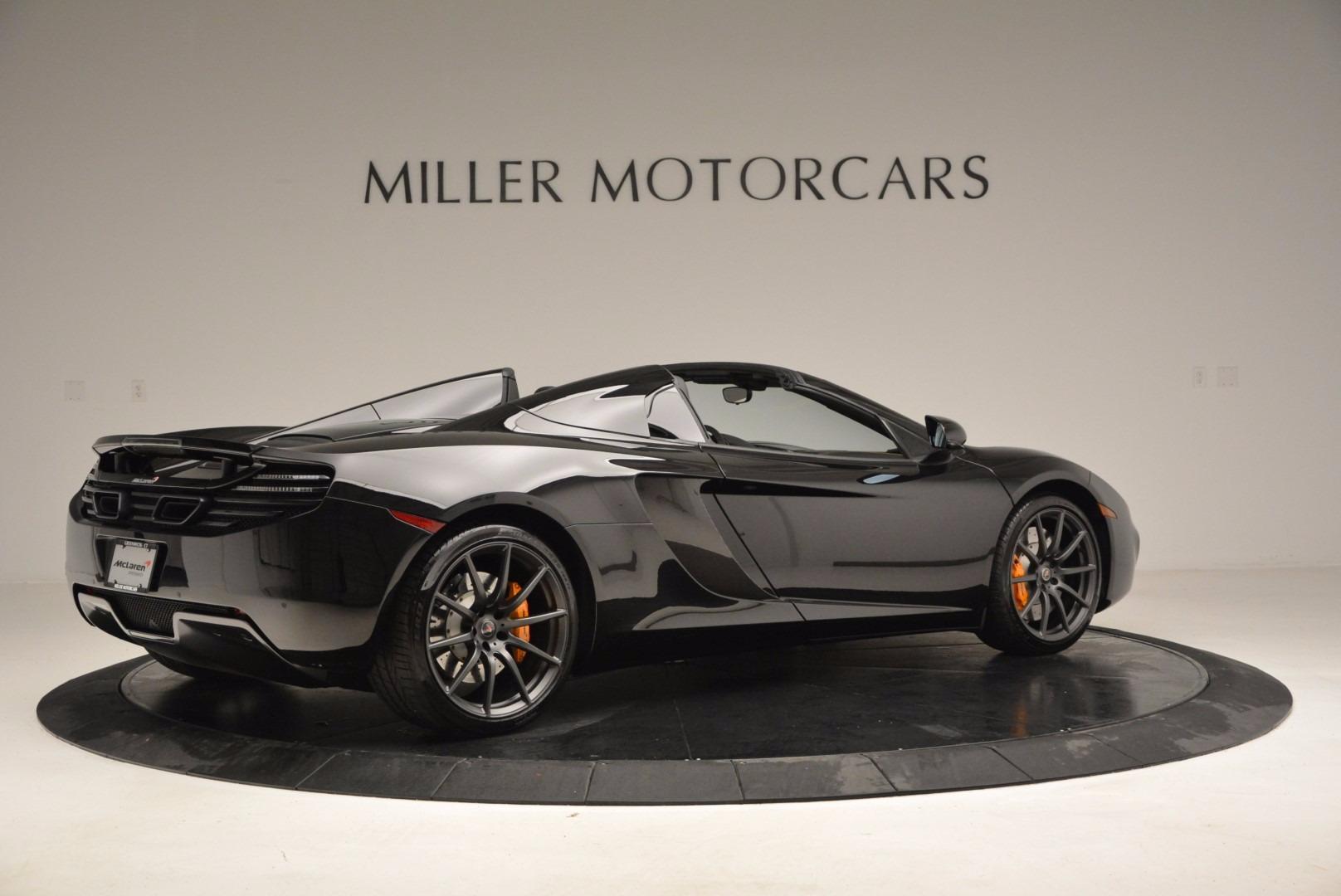 Used 2013 McLaren 12C Spider  For Sale In Westport, CT 973_p8