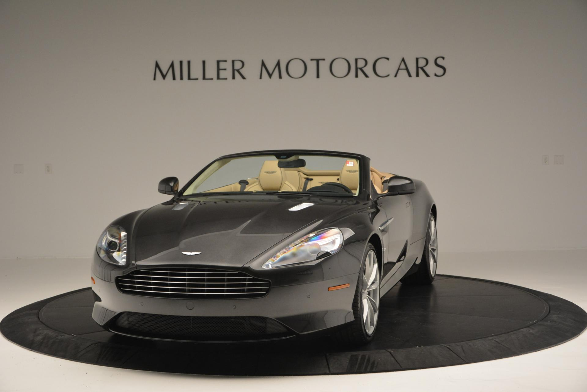 New 2016 Aston Martin DB9 GT Volante For Sale In Westport, CT 98_main