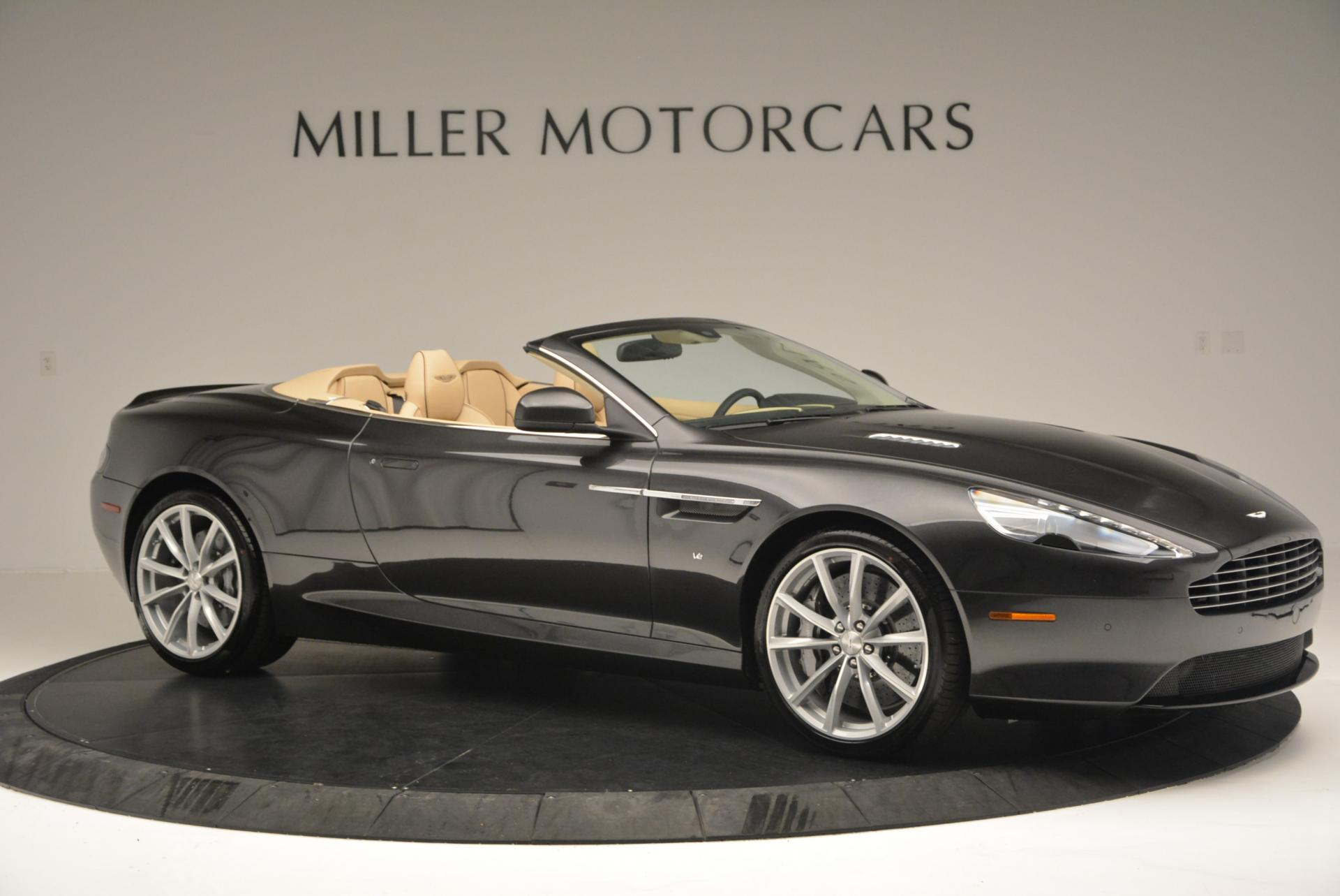 New 2016 Aston Martin DB9 GT Volante For Sale In Westport, CT 98_p10