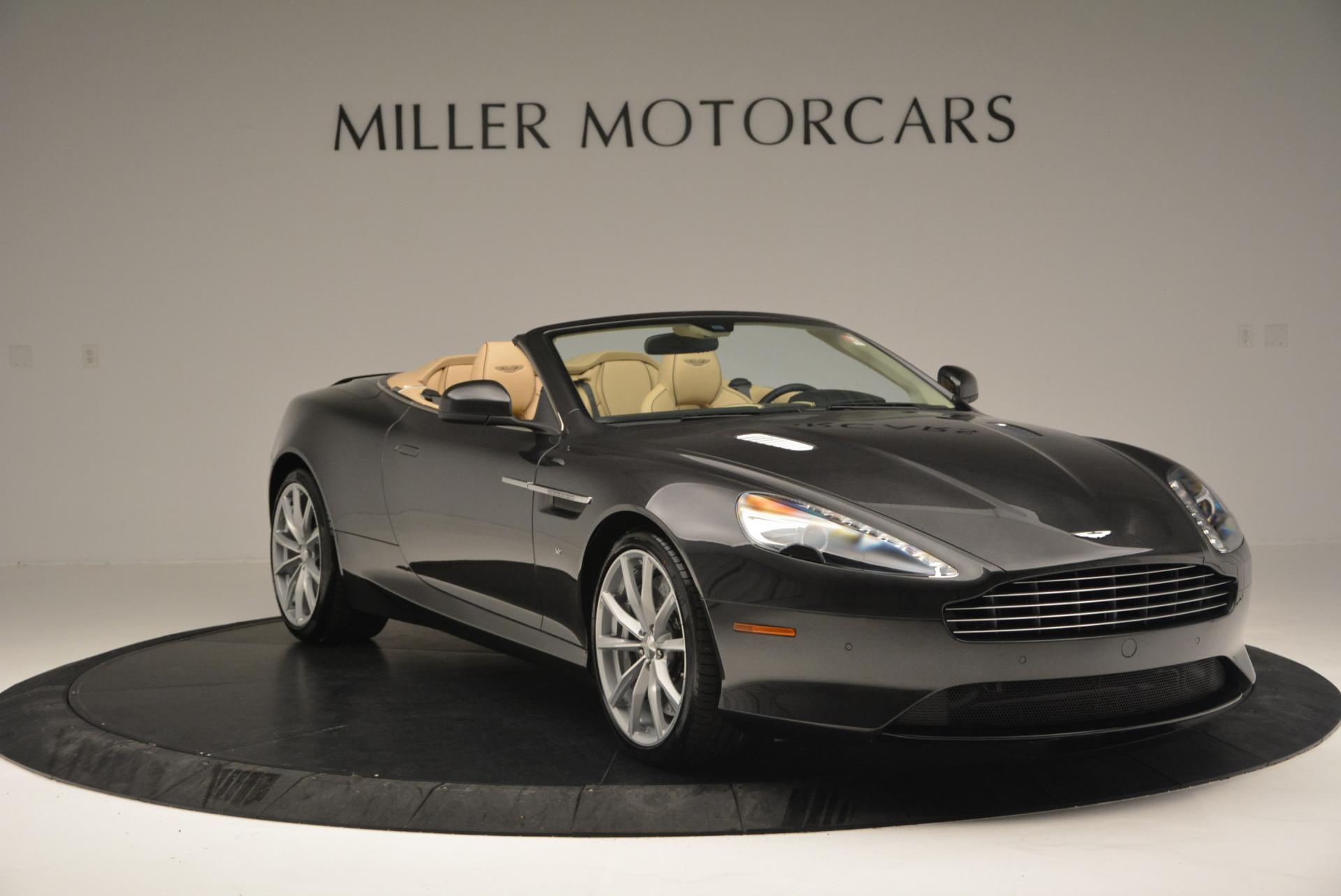 New 2016 Aston Martin DB9 GT Volante For Sale In Westport, CT 98_p11