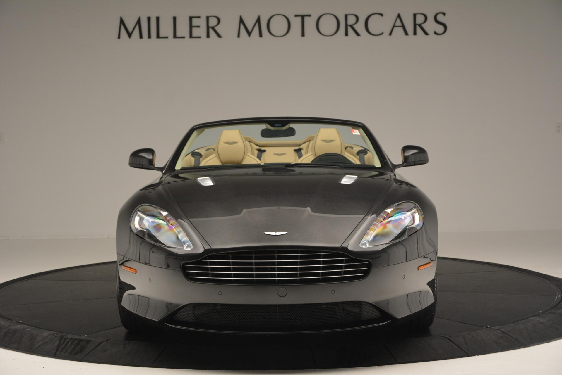 New 2016 Aston Martin DB9 GT Volante For Sale In Westport, CT 98_p12