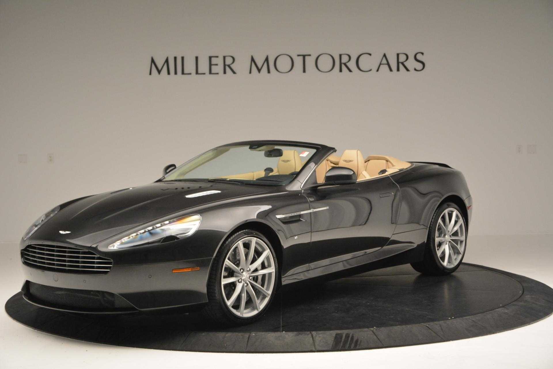 New 2016 Aston Martin DB9 GT Volante For Sale In Westport, CT 98_p2