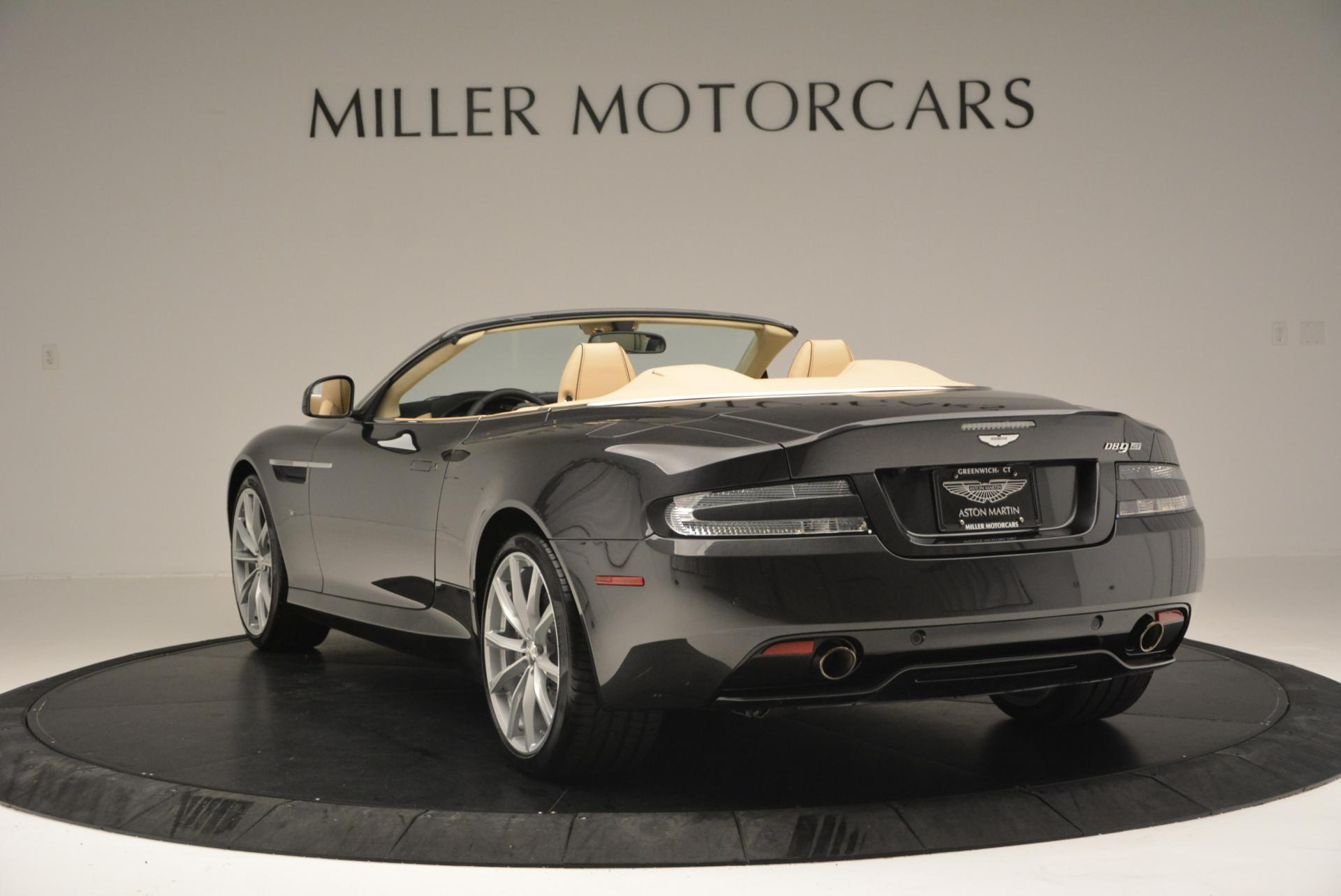 New 2016 Aston Martin DB9 GT Volante For Sale In Westport, CT 98_p5