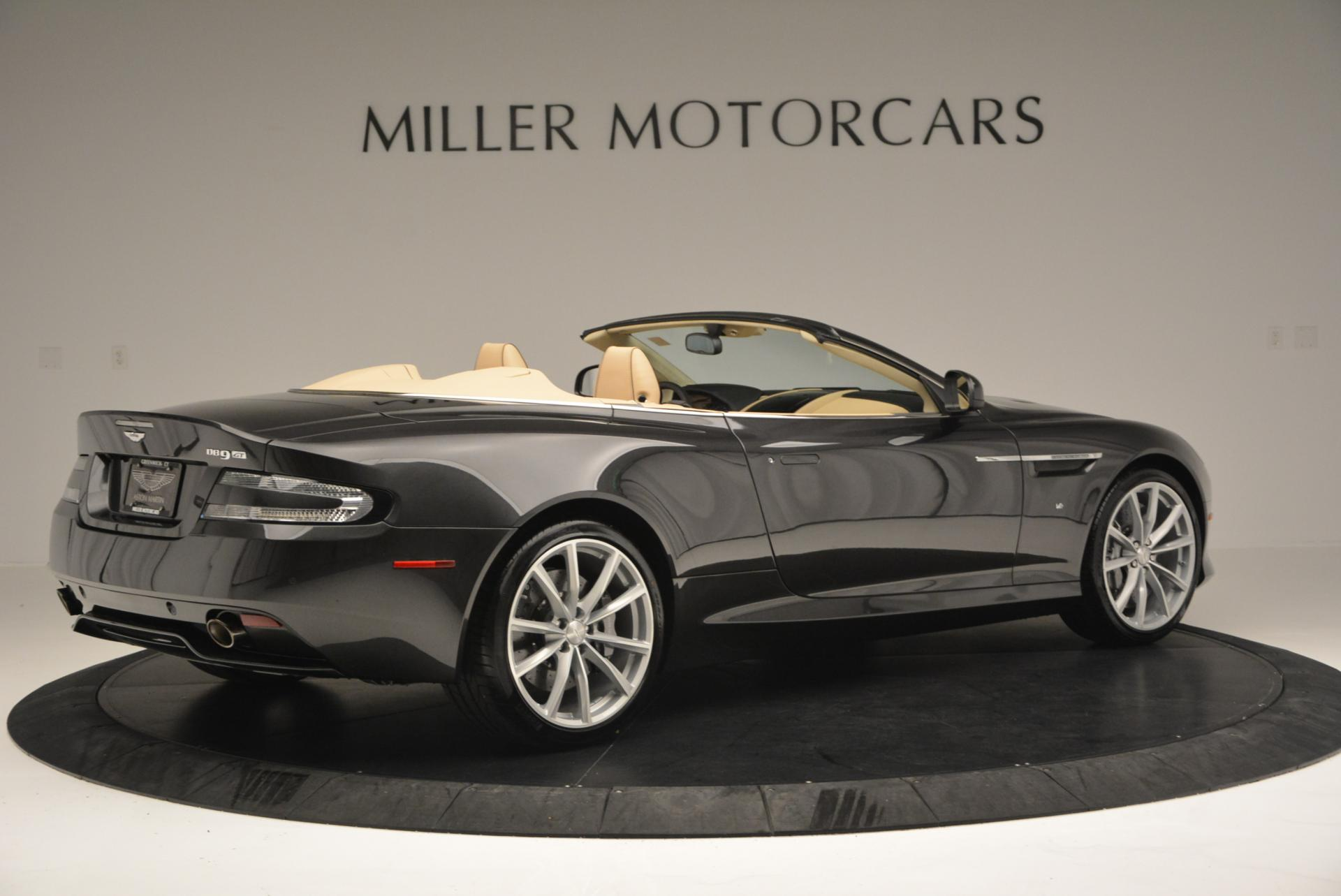 New 2016 Aston Martin DB9 GT Volante For Sale In Westport, CT 98_p8