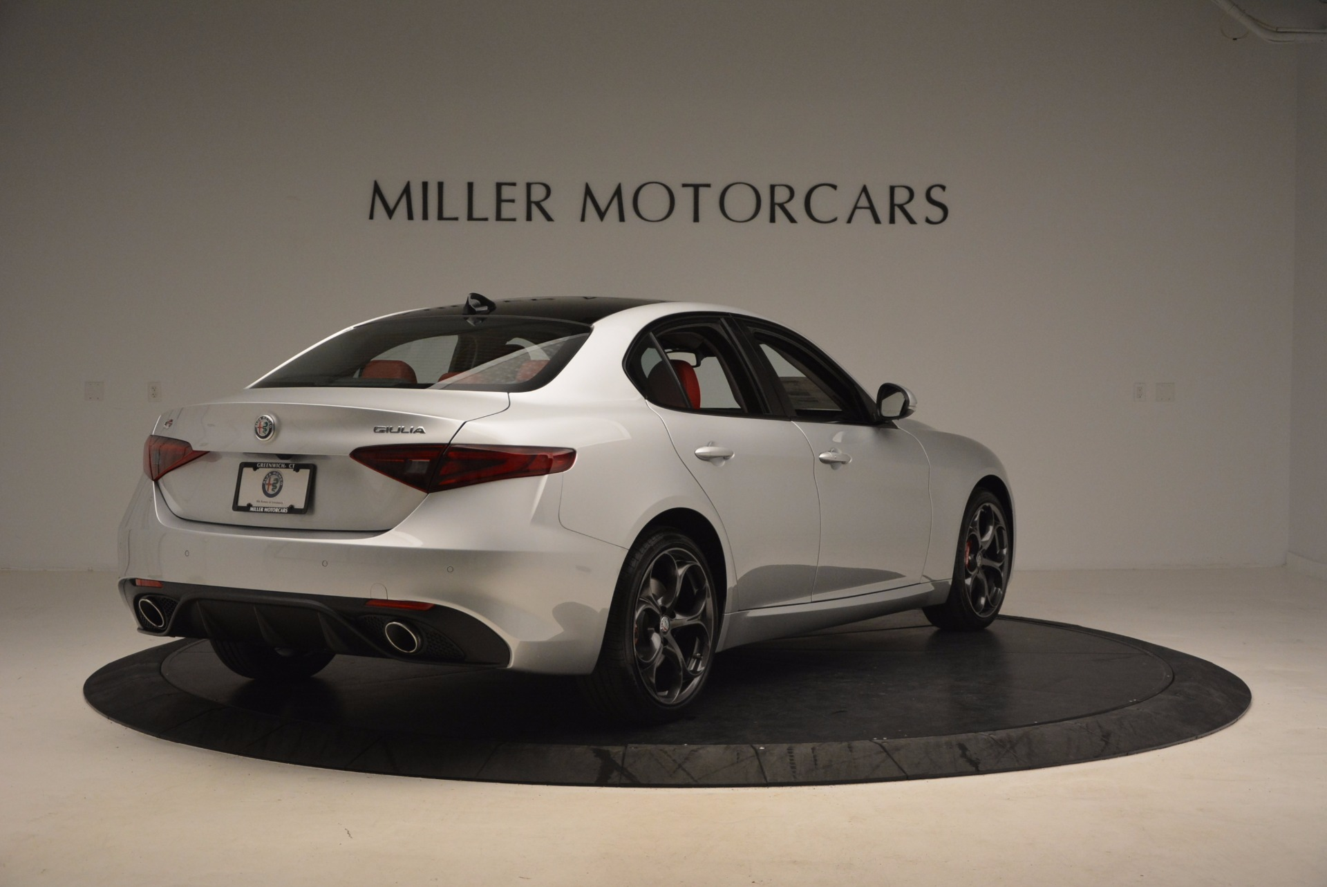 New 2017 Alfa Romeo Giulia Ti Q4 For Sale In Westport, CT 980_p10