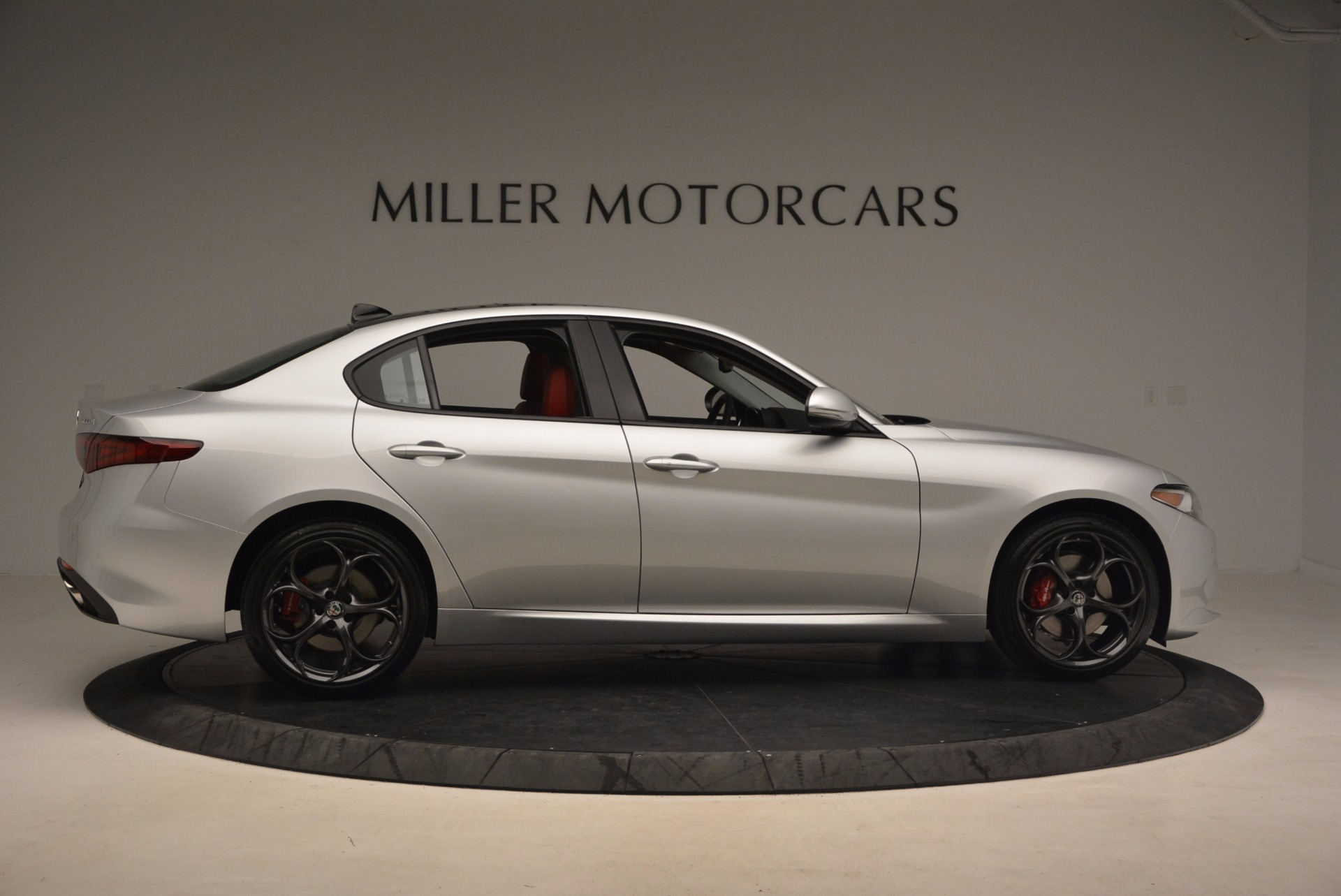 New 2017 Alfa Romeo Giulia Ti Q4 For Sale In Westport, CT 980_p11