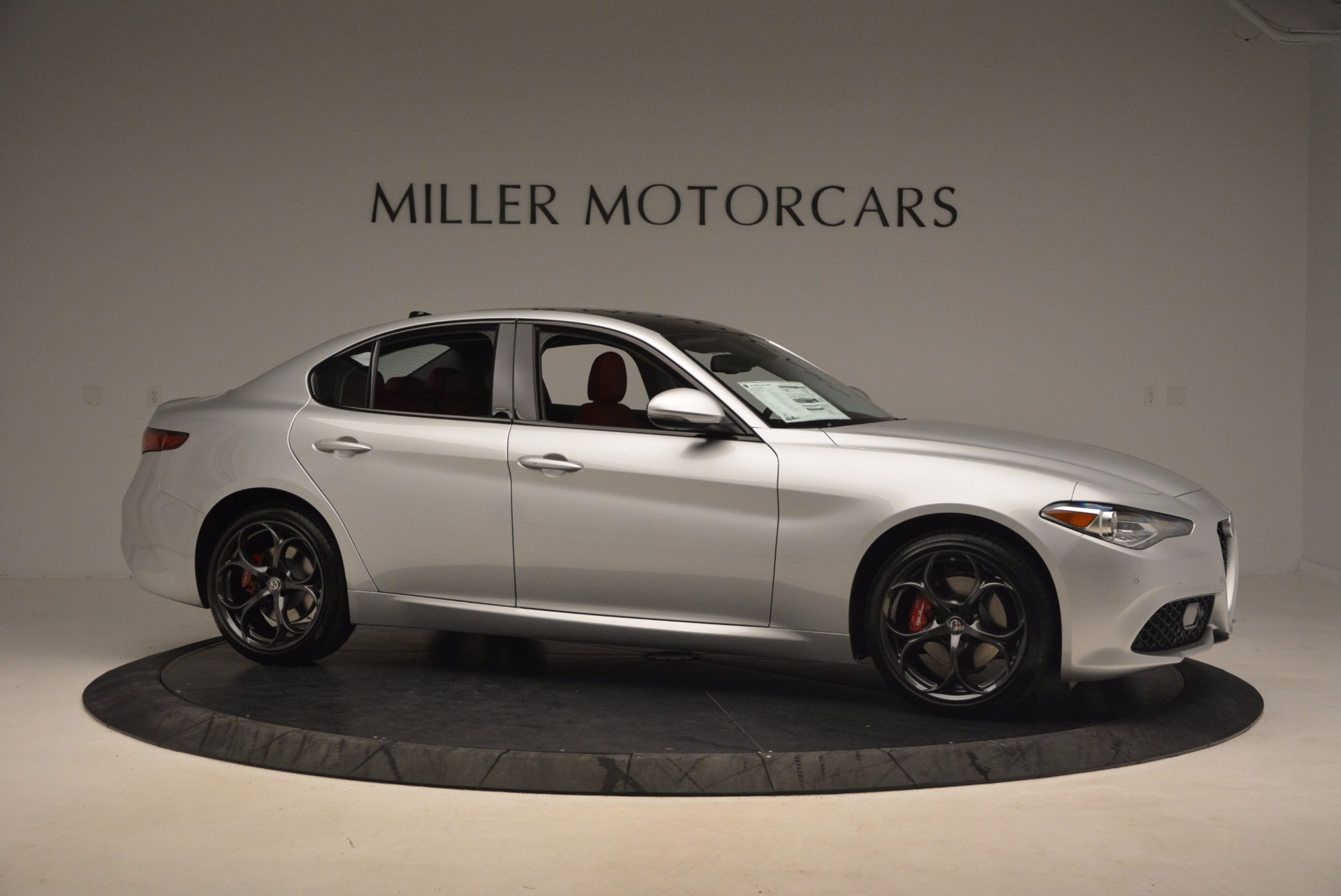 New 2017 Alfa Romeo Giulia Ti Q4 For Sale In Westport, CT 980_p12