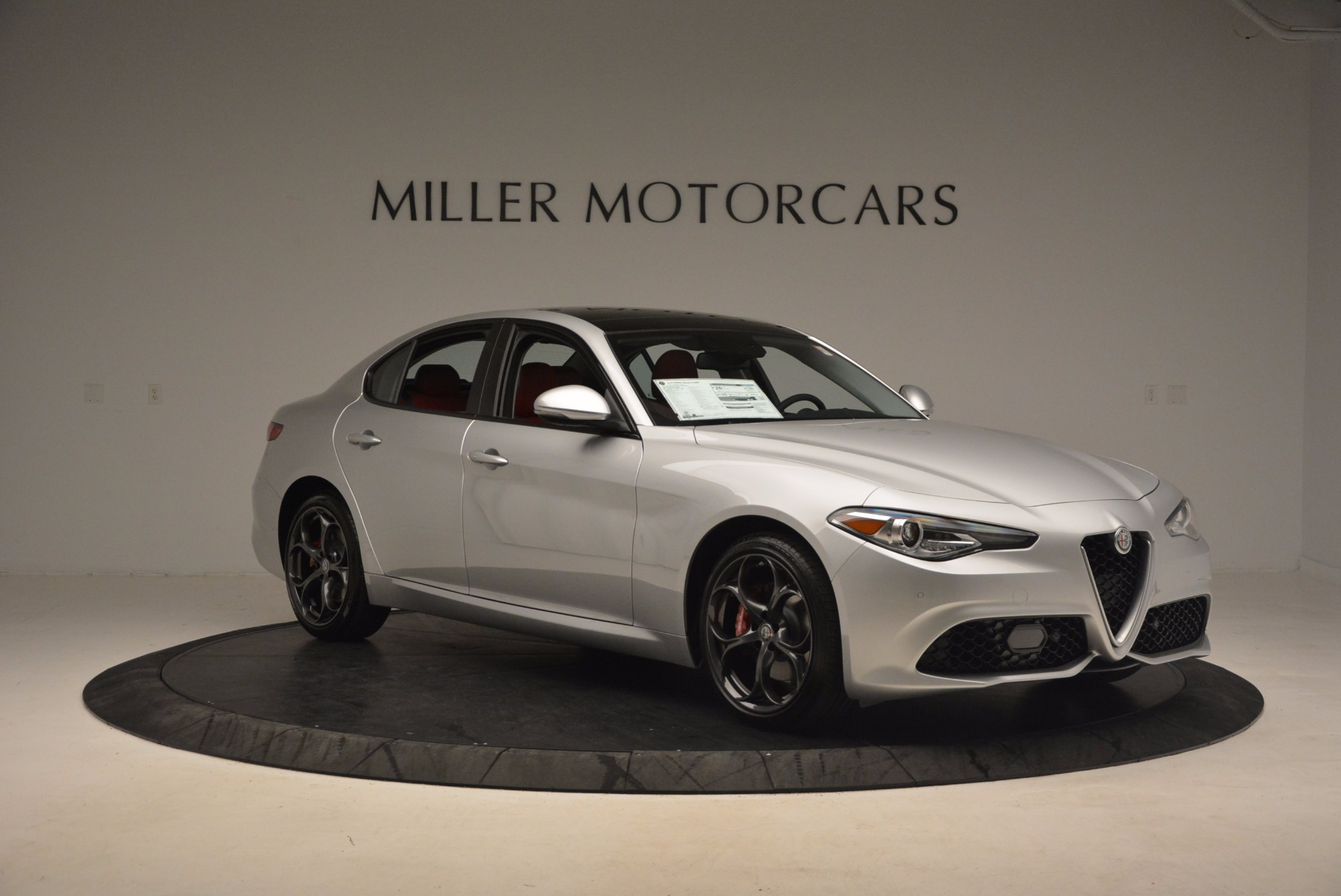 New 2017 Alfa Romeo Giulia Ti Q4 For Sale In Westport, CT 980_p13