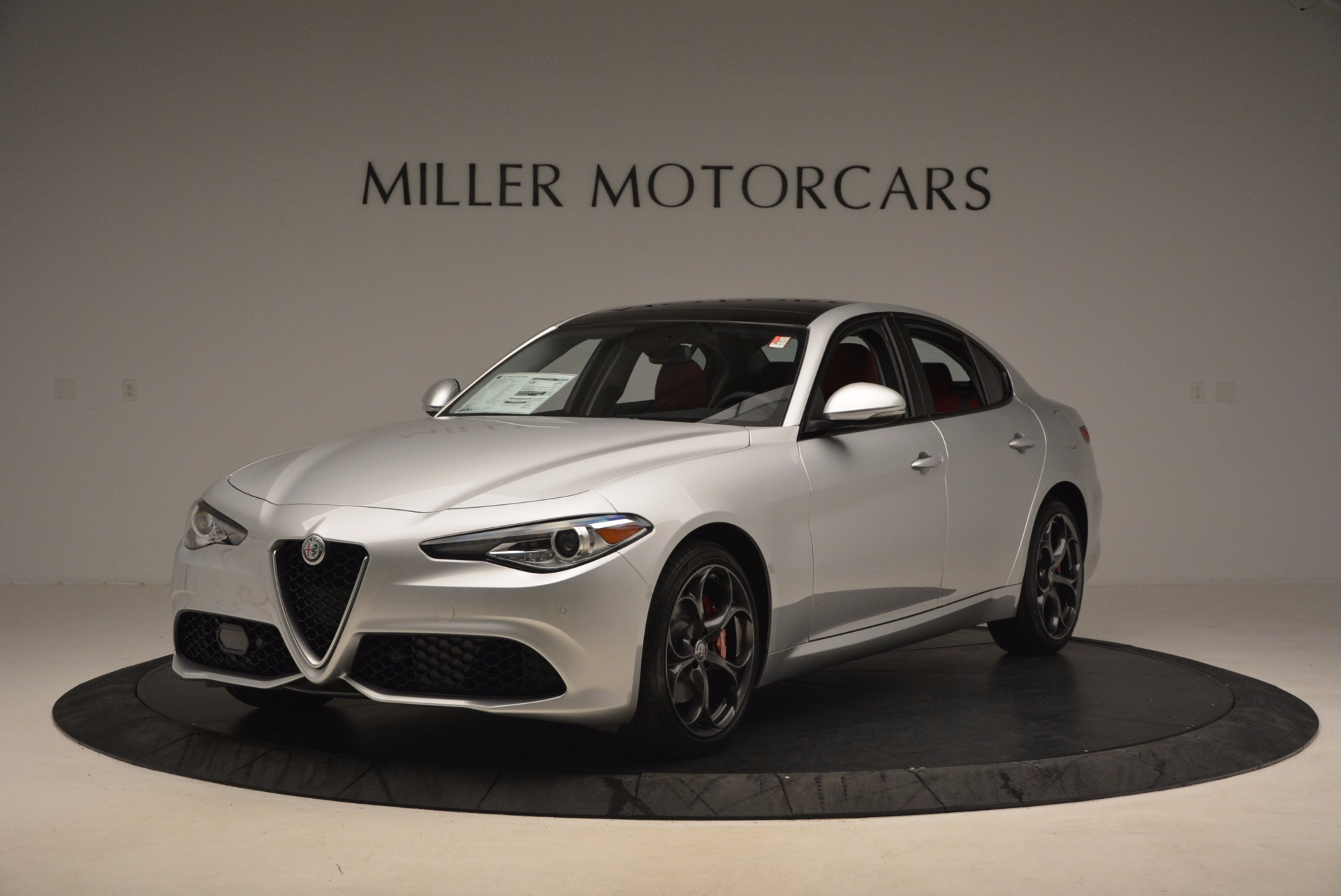 New 2017 Alfa Romeo Giulia Ti Q4 For Sale In Westport, CT 980_p4