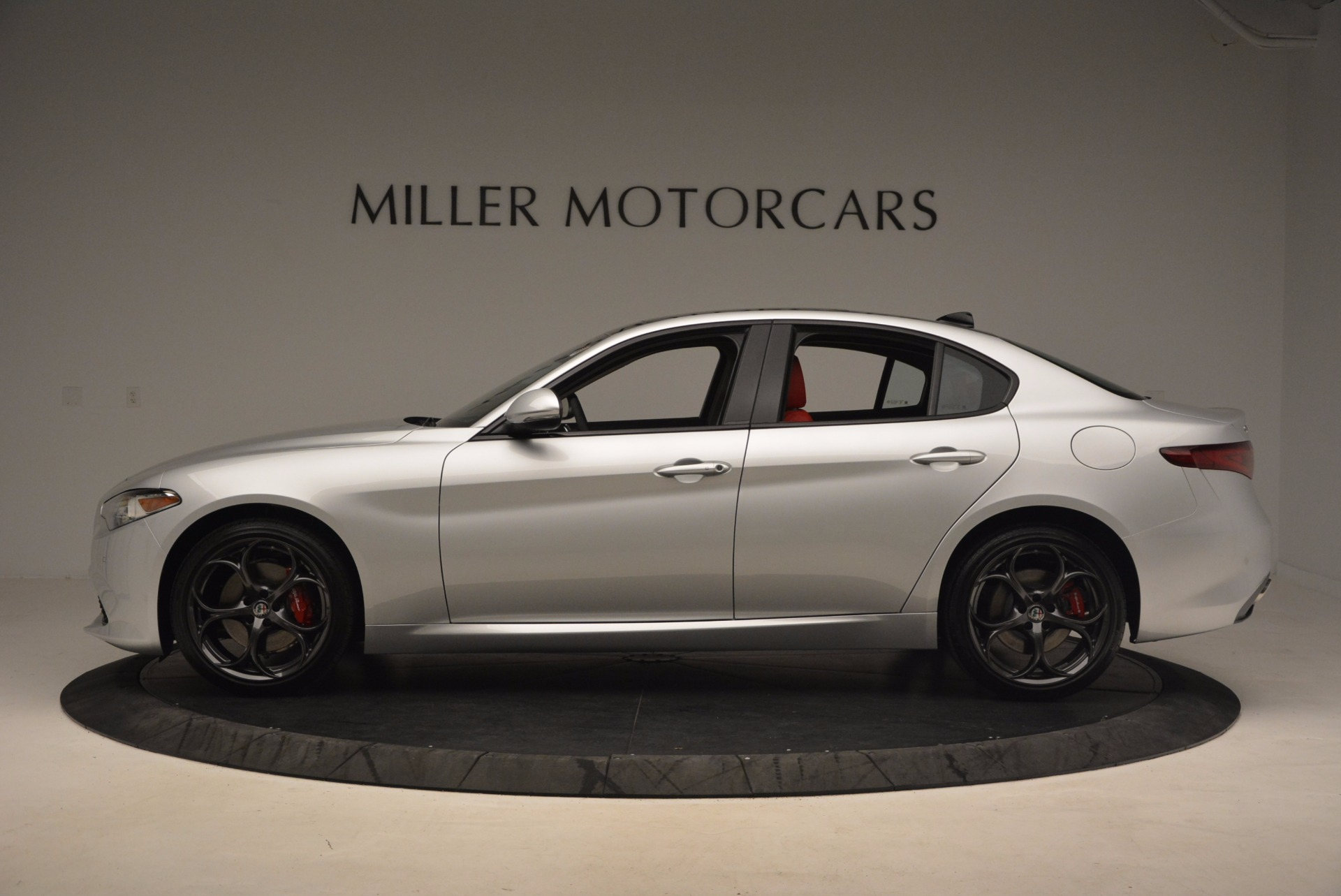 New 2017 Alfa Romeo Giulia Ti Q4 For Sale In Westport, CT 980_p5