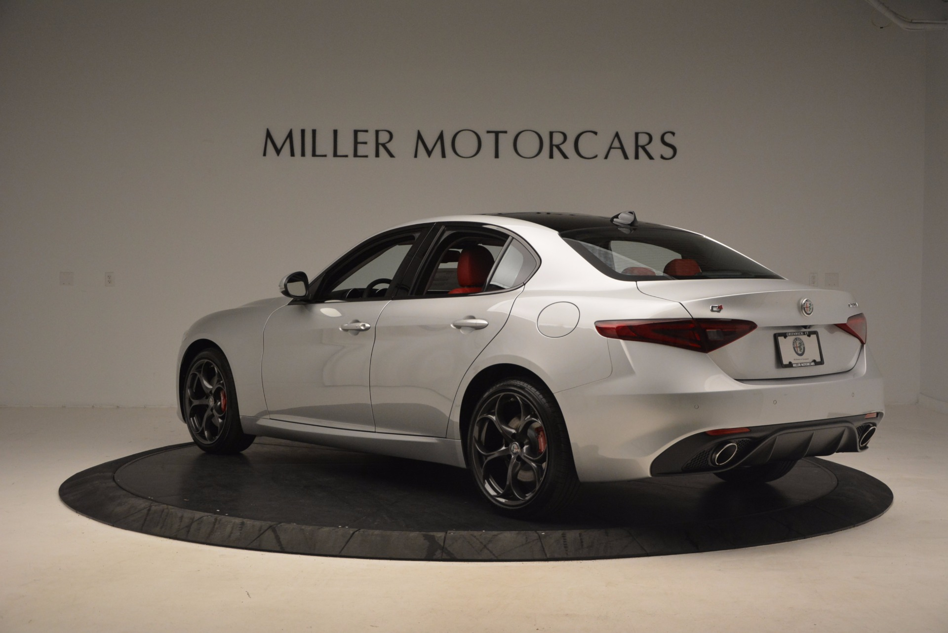 New 2017 Alfa Romeo Giulia Ti Q4 For Sale In Westport, CT 980_p7