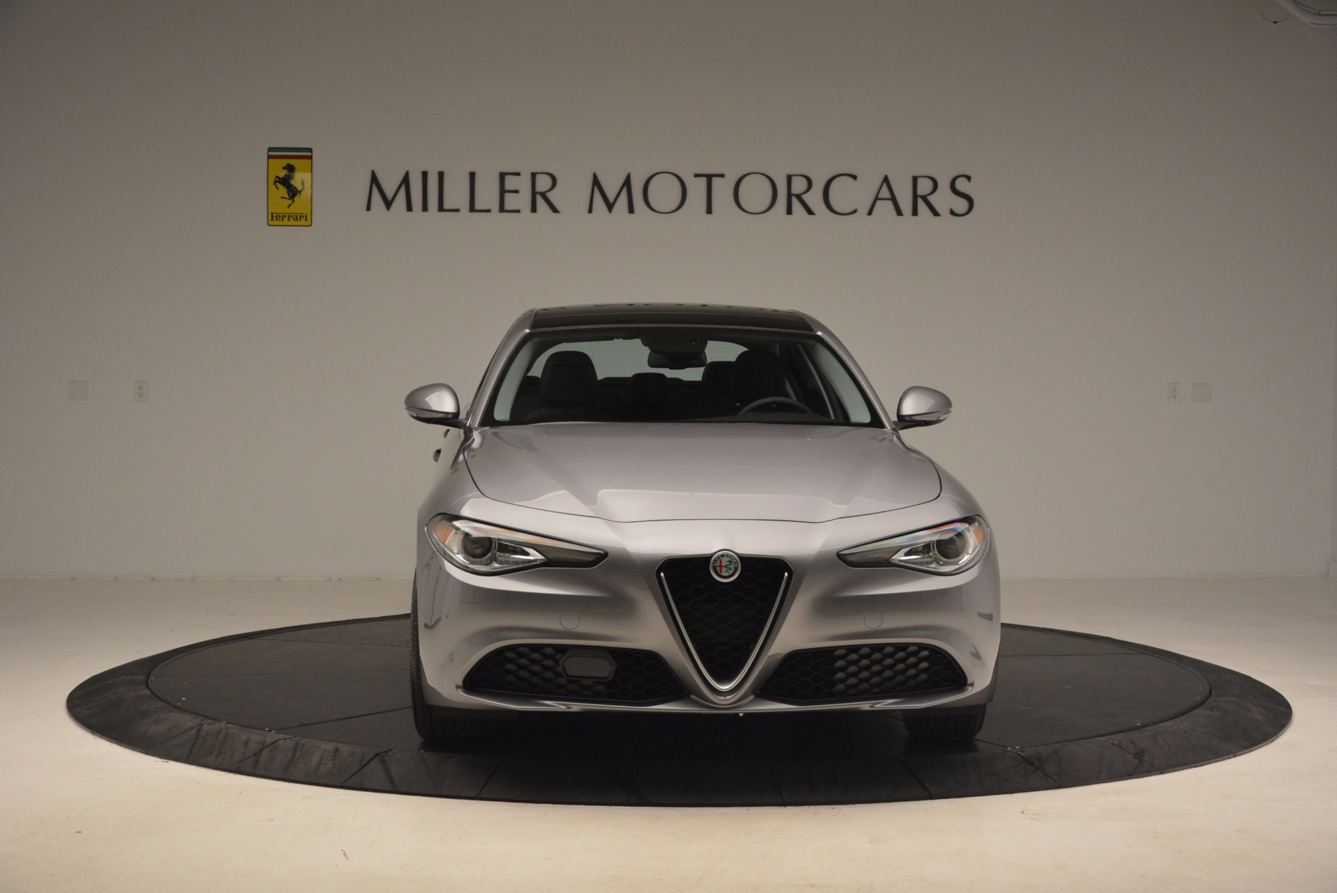 New 2017 Alfa Romeo Giulia Q4 For Sale In Westport, CT 982_p12