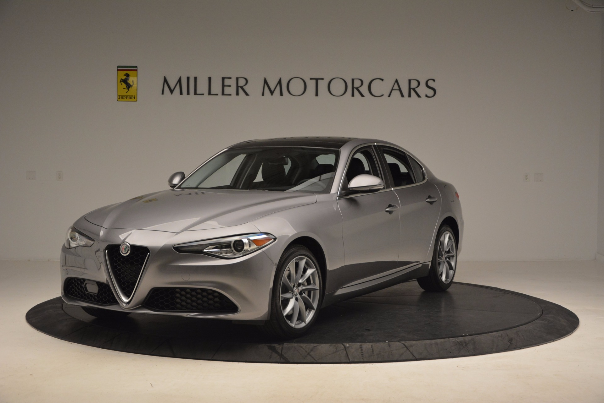 New 2017 Alfa Romeo Giulia Q4 For Sale In Westport, CT 982_p2