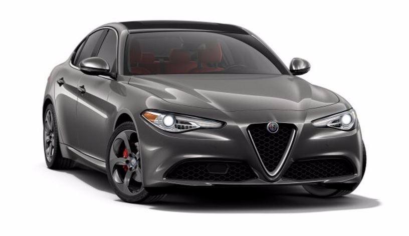 New 2017 Alfa Romeo Giulia Q4 For Sale In Westport, CT 983_main