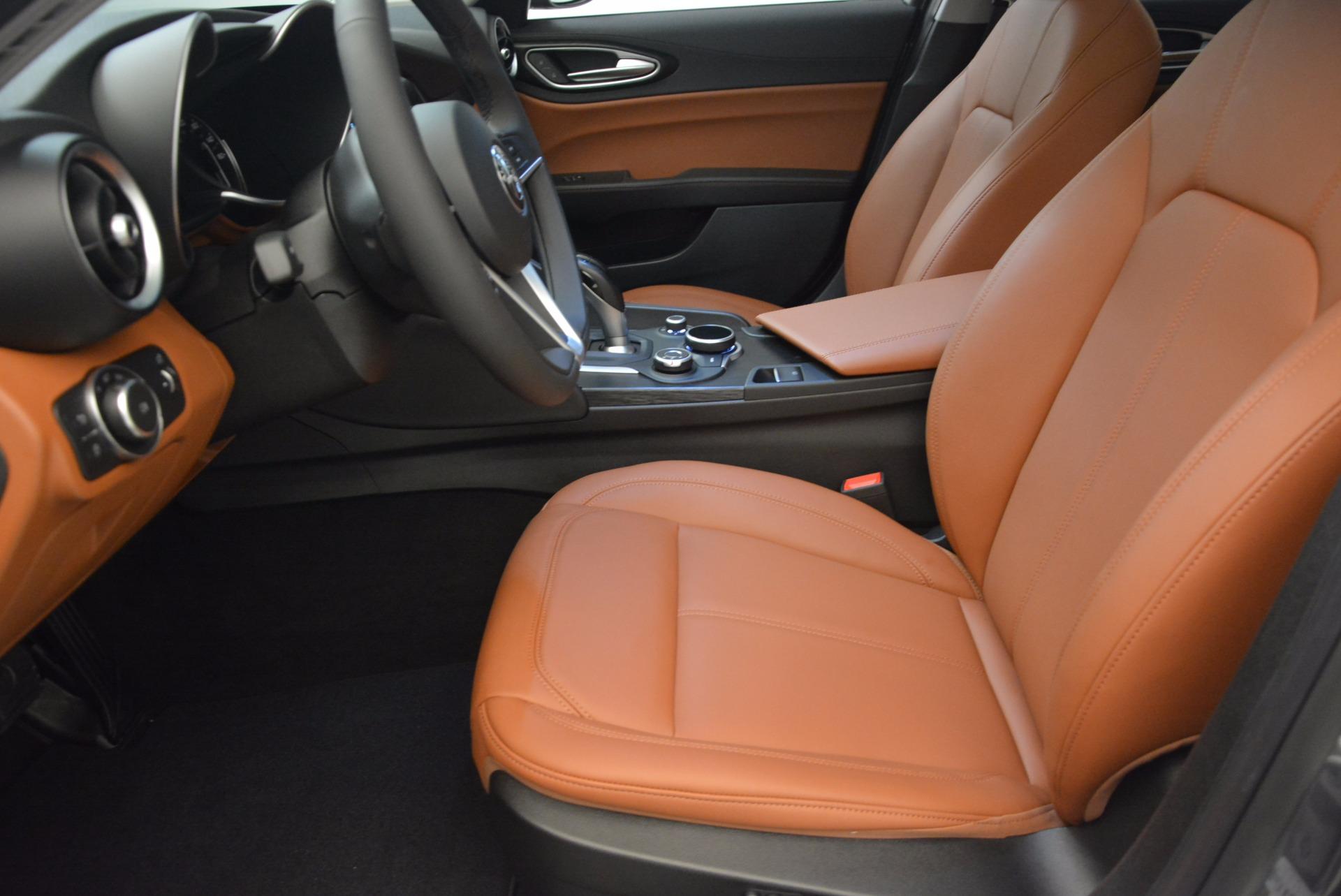 New 2017 Alfa Romeo Giulia Q4 For Sale In Westport, CT 984_p14
