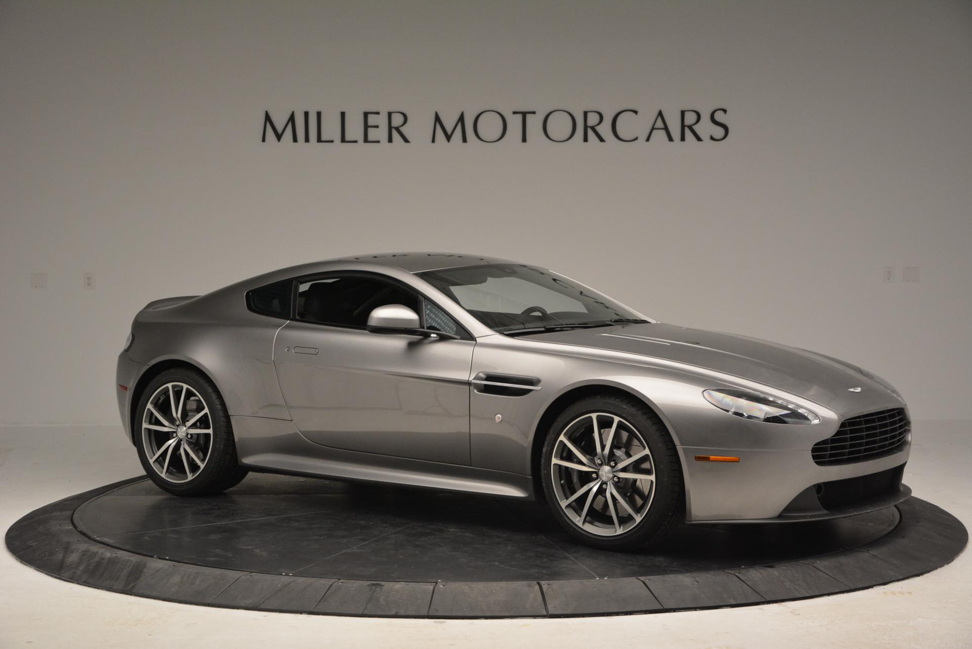 Used 2016 Aston Martin V8 Vantage GT Coupe For Sale In Westport, CT 99_p10