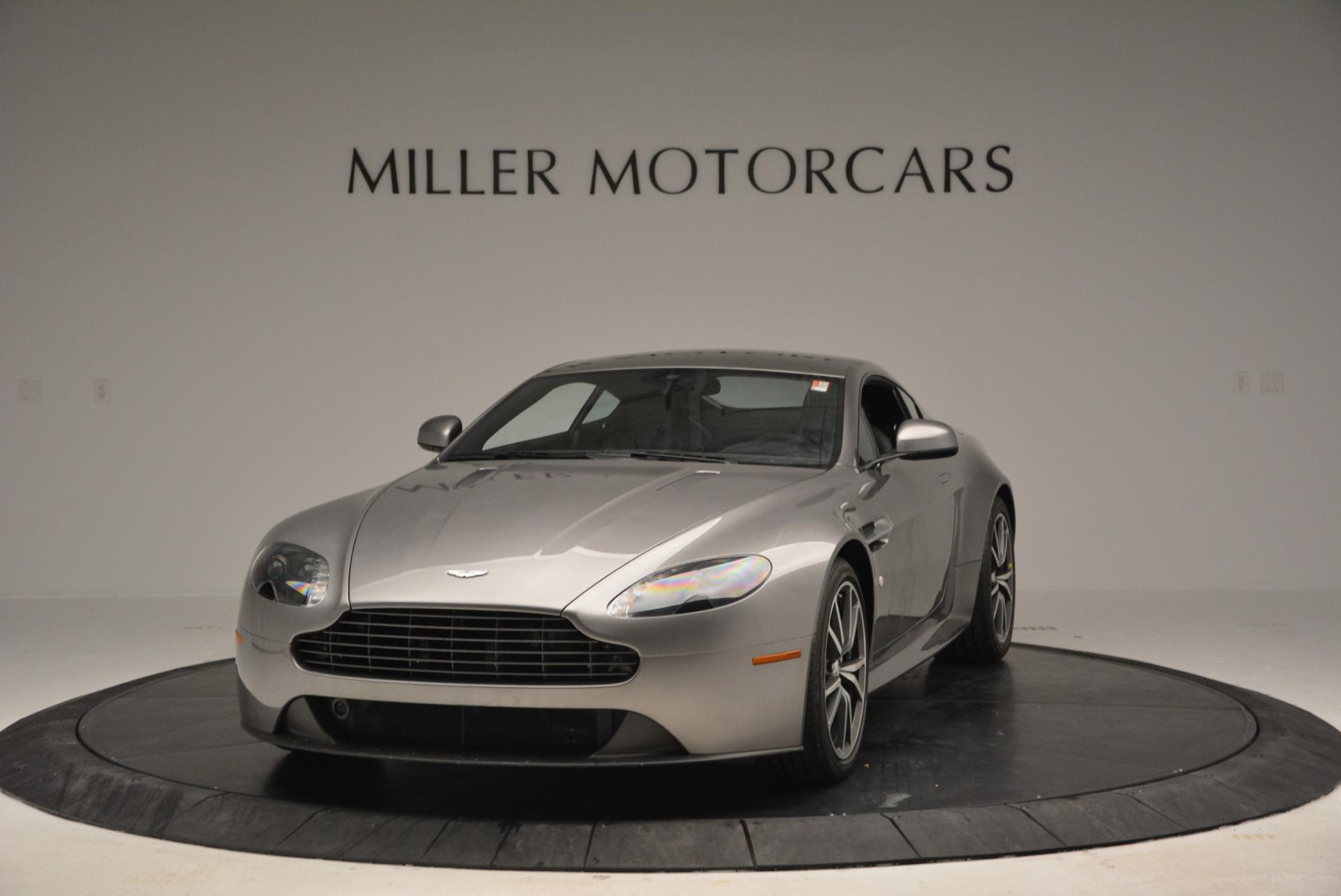 Used 2016 Aston Martin V8 Vantage GT Coupe For Sale In Westport, CT 99_p2