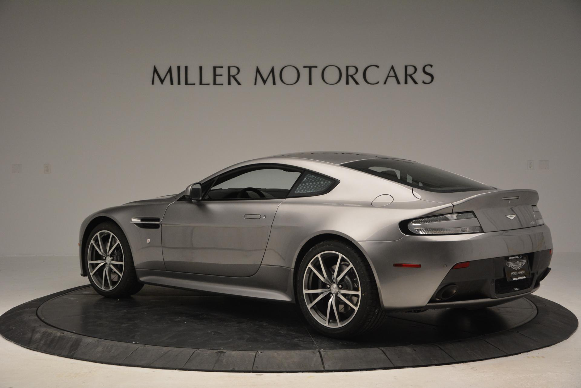 Used 2016 Aston Martin V8 Vantage GT Coupe For Sale In Westport, CT 99_p4
