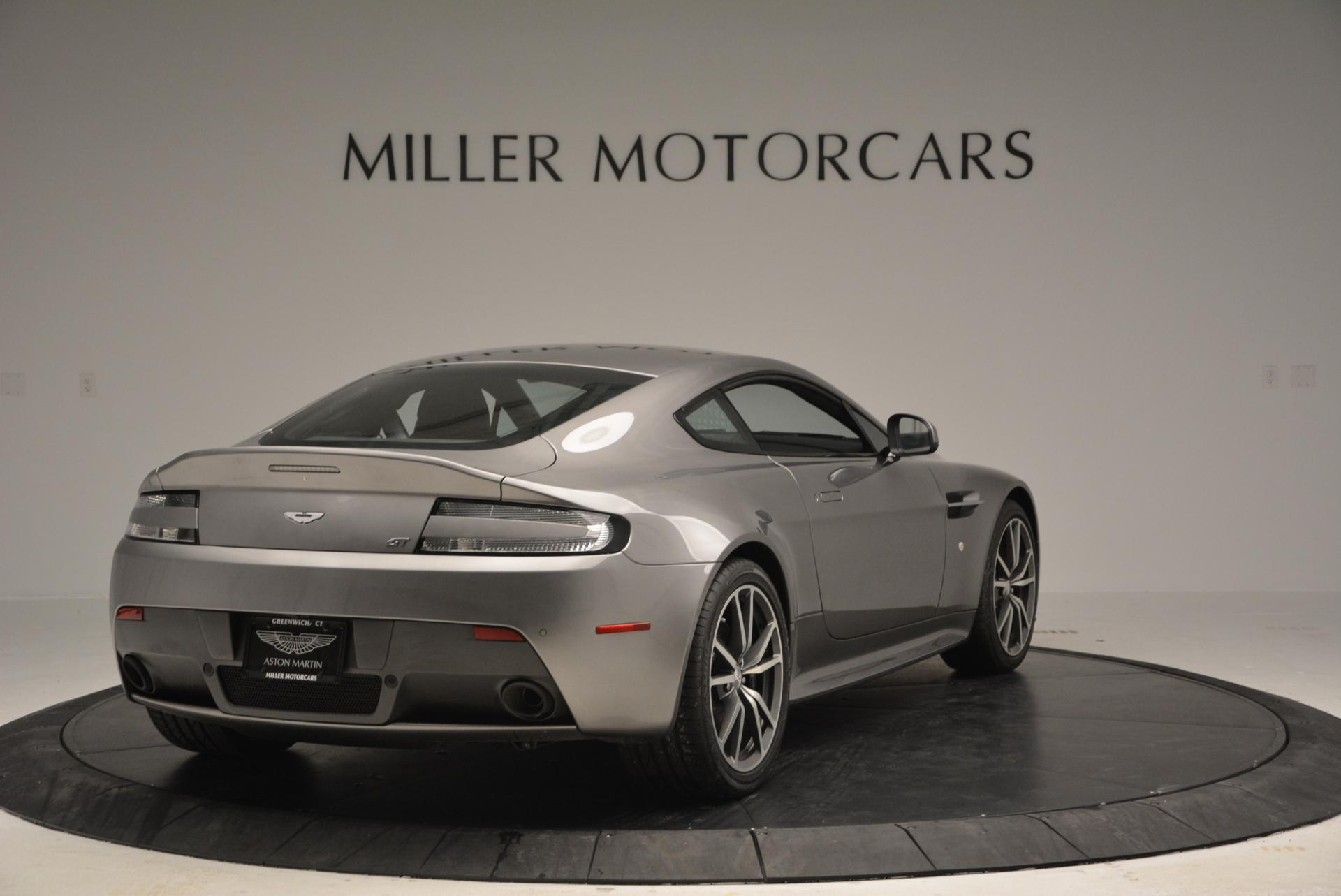 Used 2016 Aston Martin V8 Vantage GT Coupe For Sale In Westport, CT 99_p7