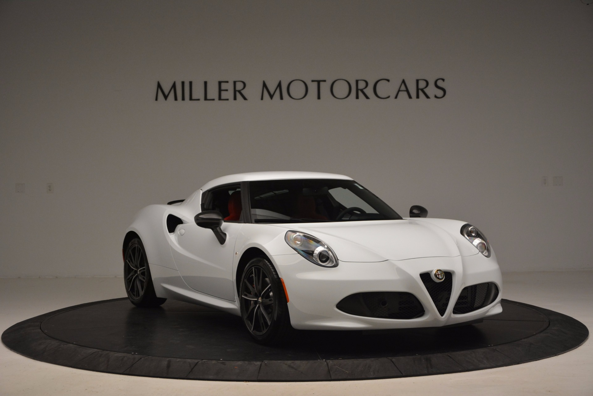 New 2016 Alfa Romeo 4C Coupe For Sale In Westport, CT 990_p11