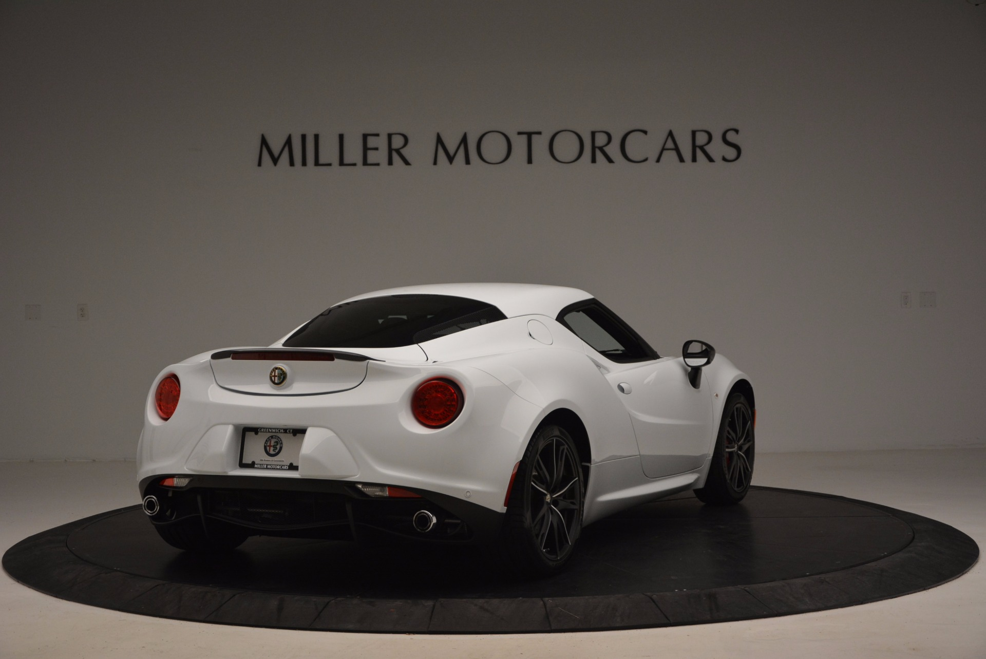 New 2016 Alfa Romeo 4C Coupe For Sale In Westport, CT 990_p7